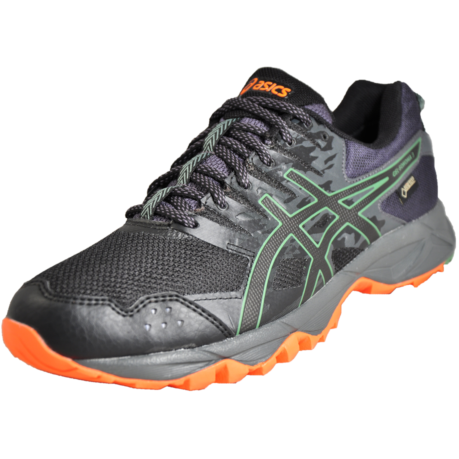 1beda38fd690 Details about Asics Gel Sonoma 3 GTX Gore-Tex Men s Waterproof All Terrain  Trail Running Shoes