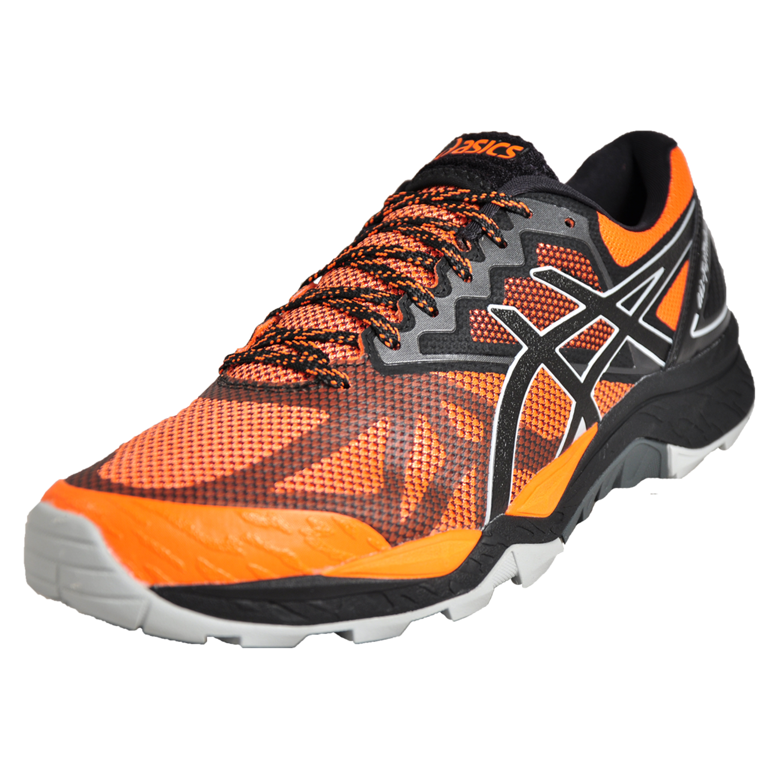 innovative design b7a3e 41bb6 Details about Asics Gel FujiTrabuco 6 Mens All Terrain High Performance  Trail Running Shoes Gr