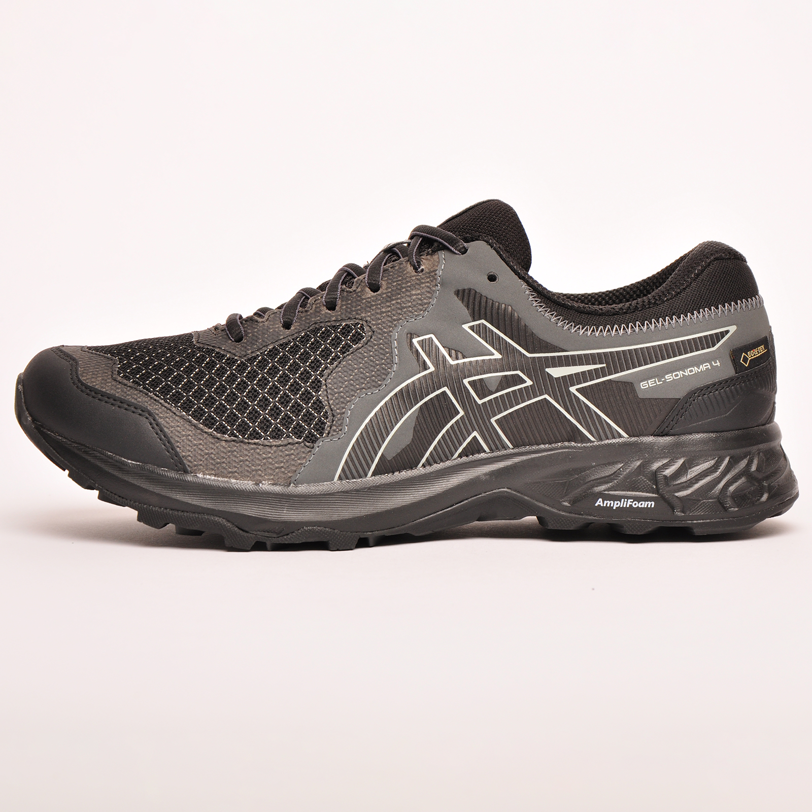 Details zu Asics Gel Sonoma 4 GTX Gore Tex Mens All Terrain Waterproof Trail Running Shoes