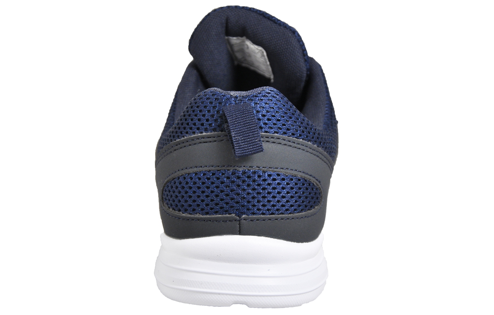 4e7f3a9dfab Airtech Rebel Mens Superlite Slip On Shock Absorbing Fitness Trainers Navy