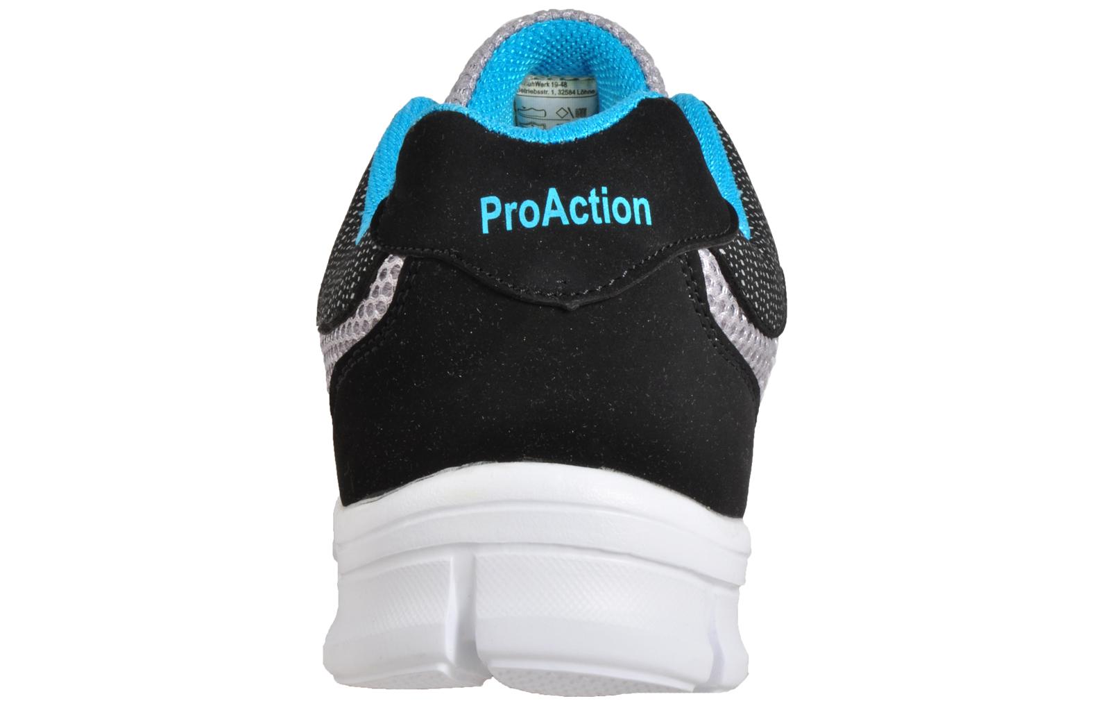 b36d2c888d Airtech Pro Action Superlite Mens Jogging Fitness Gym Workout Trainers Black