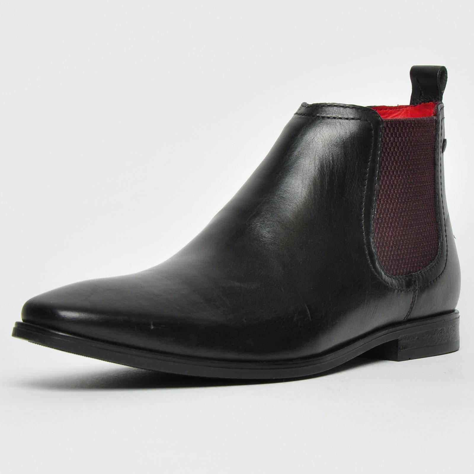 Zapatos De Vestir base London Tyne Para Hombre de Cuero Inteligente Oxford Negros sólo Reino Unido 8 muestra