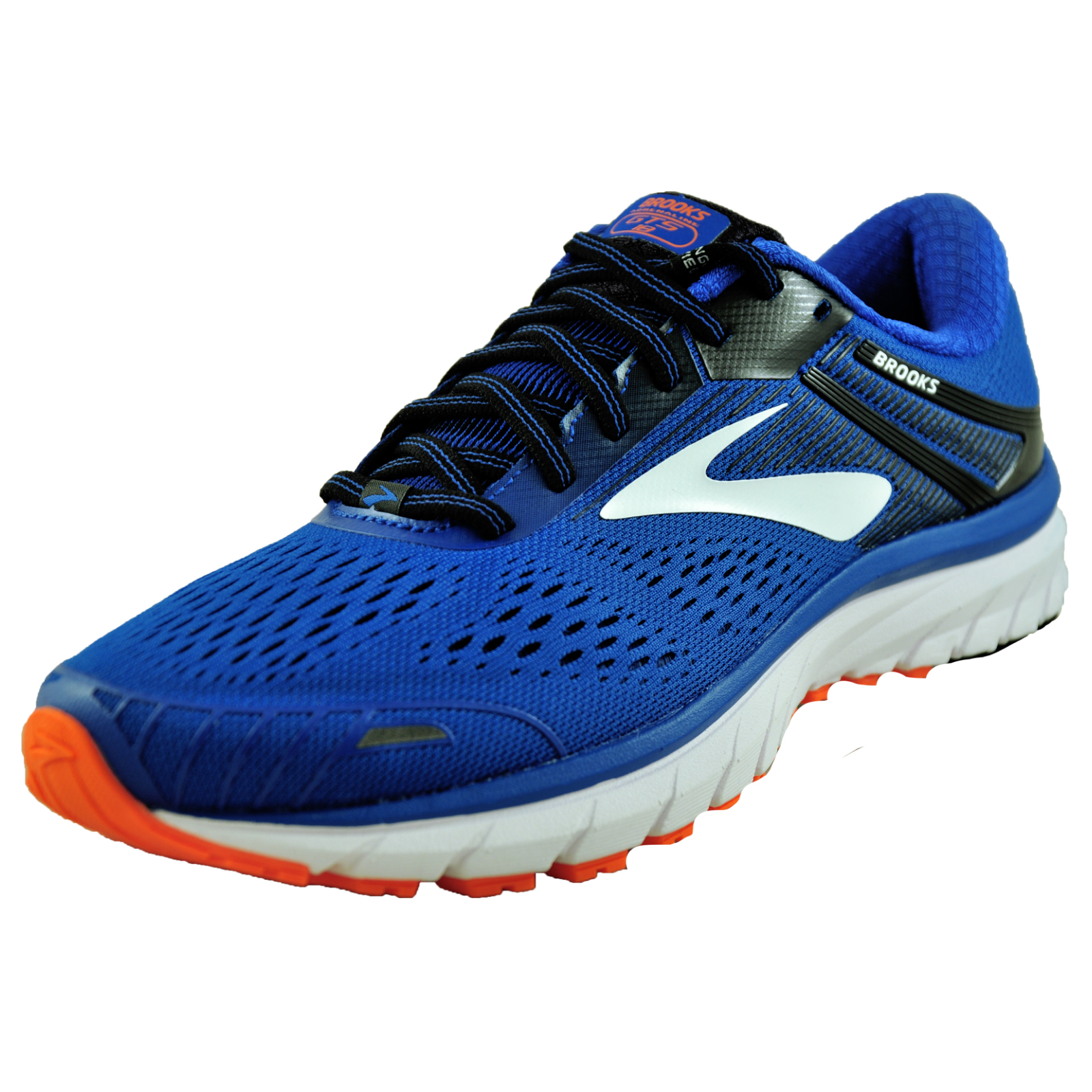 b0673e271ce Details about Brooks Adrenaline GTS 18 Support Men s Running Shoes Gym  Trainers