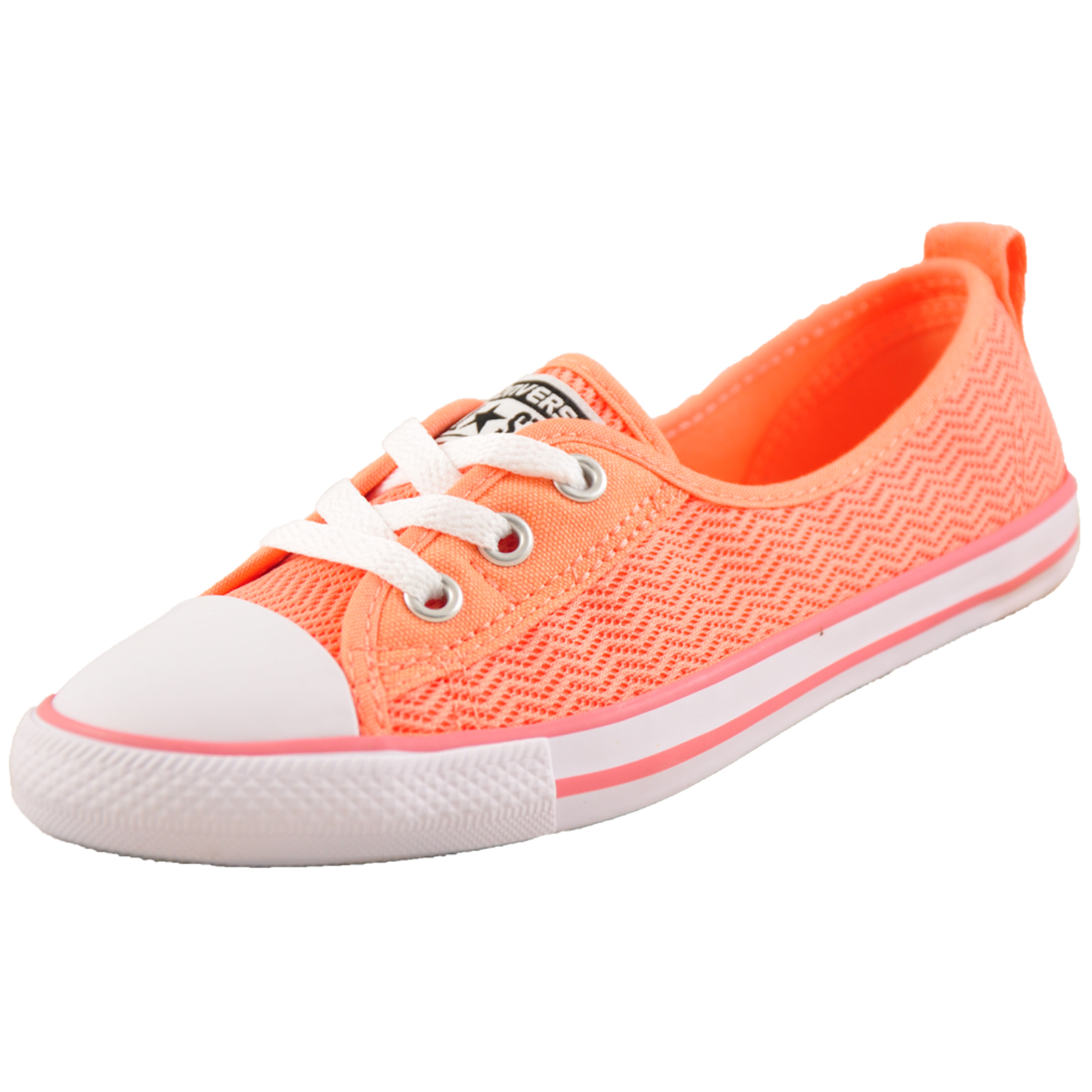 f51d8df292b8 Details about Converse Chuck Taylor All Star Ballet Women s Slip-On Casual  Plimsol Trainers