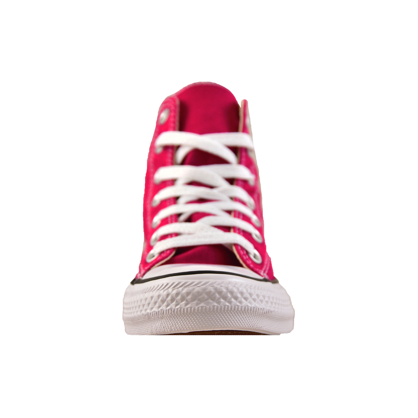 Converse All Star Hi Womens Girls Classic Casual Hi Top  Plimsol Trainers Pink