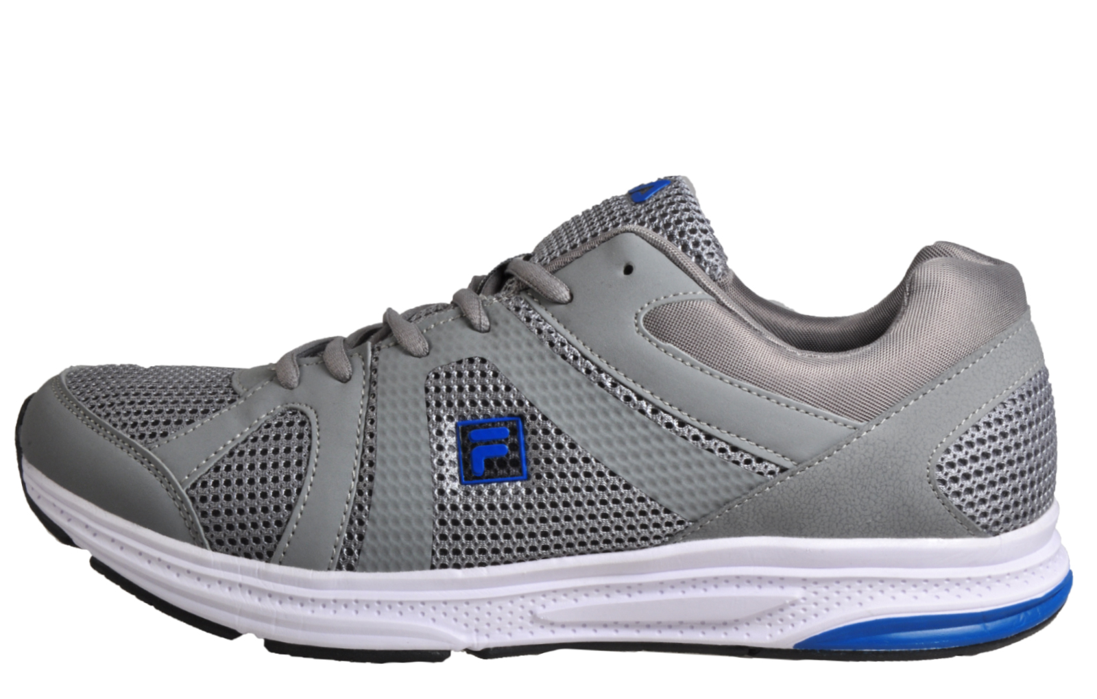 Fila Motion Low Men s Running Shoes Fitness Gym Trainers B Grade Grey a44203ba822