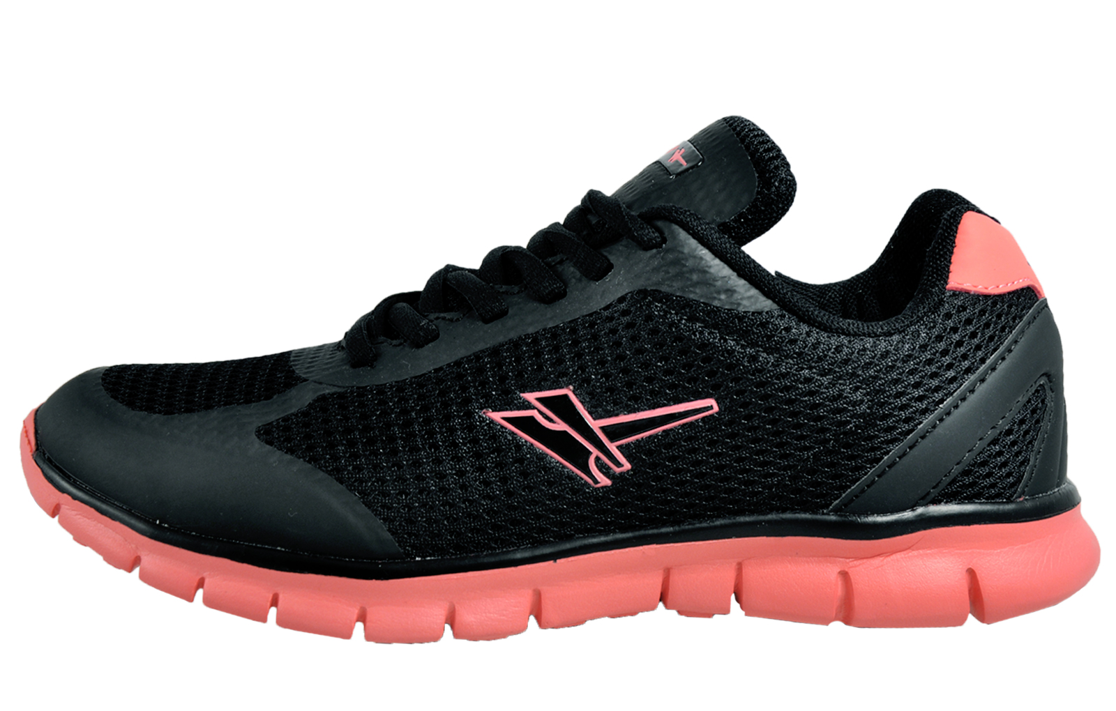 Gola Active Calera Womens Fitness Jogging Gym Trainers Black Pink