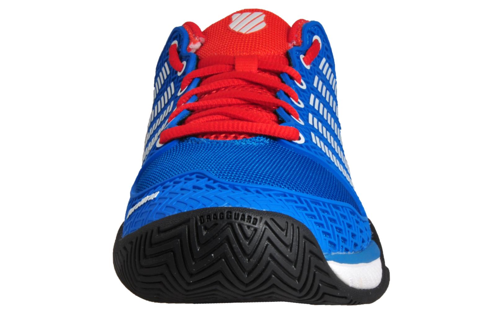 K Swiss Hypercourt Express Men s Fitness Premium Court Tennis Trainers Blue 554d1d24c