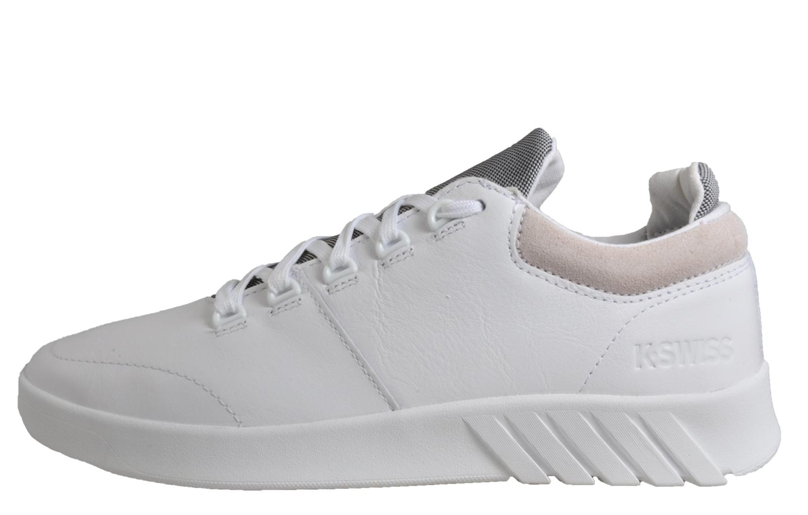 K-Swiss 05470-100-M Mens Aero Trainer Sneaker Choose SZ//Color.