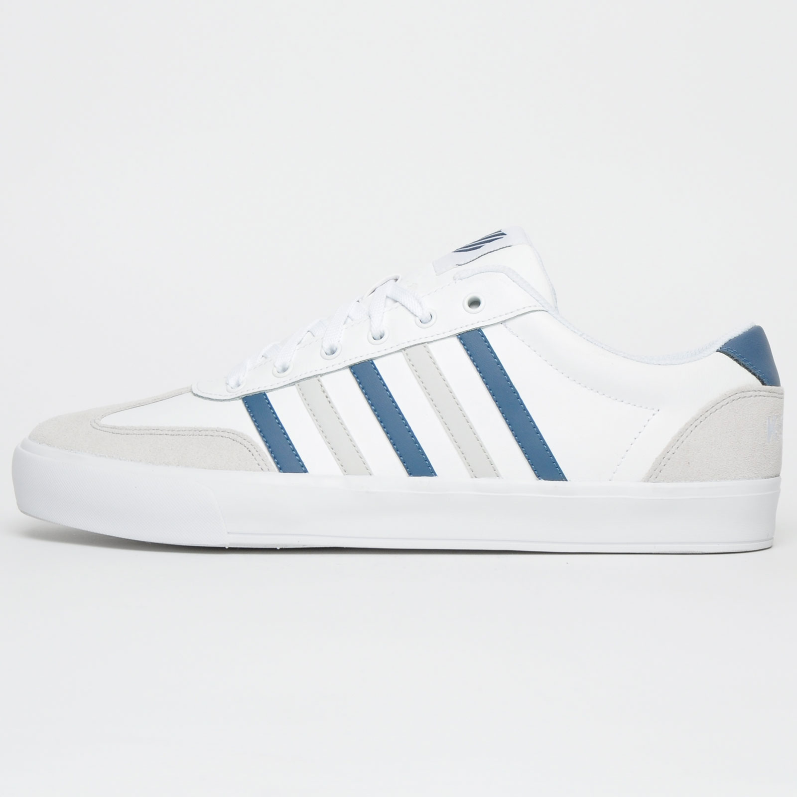 K Swiss Addison Vulc Men S Leather Court Fashion Casual
