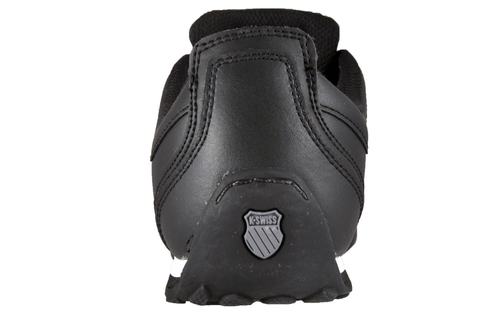 783cc5a9bfa905 K Swiss Arvee 1.5 Men s Classic Casual Retro Athletic Fashion Trainers Black