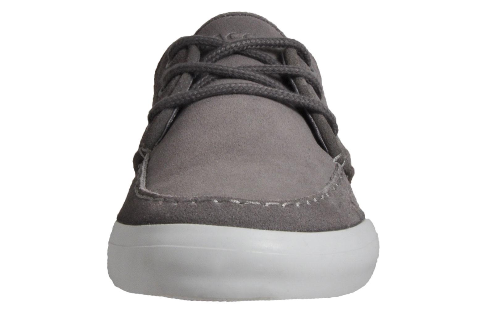 2f23e6e84aa64 Lacoste Sevrin 316 Men s Classic Designer Suede Leather Boat Deck Shoes B  Grade