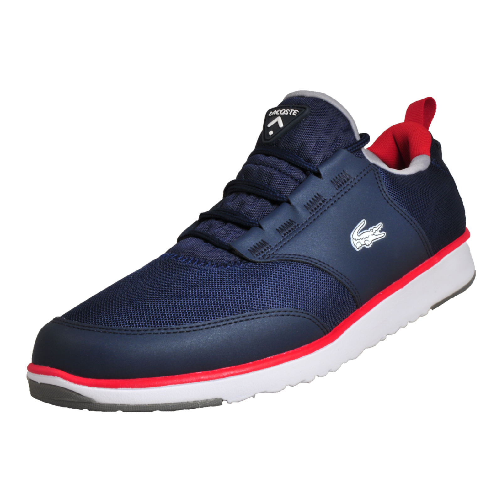 1b5bf9670b55 Details about Lacoste Light TRF5 SPM Mens Casual Sport Fashion Retro  Trainers Blue