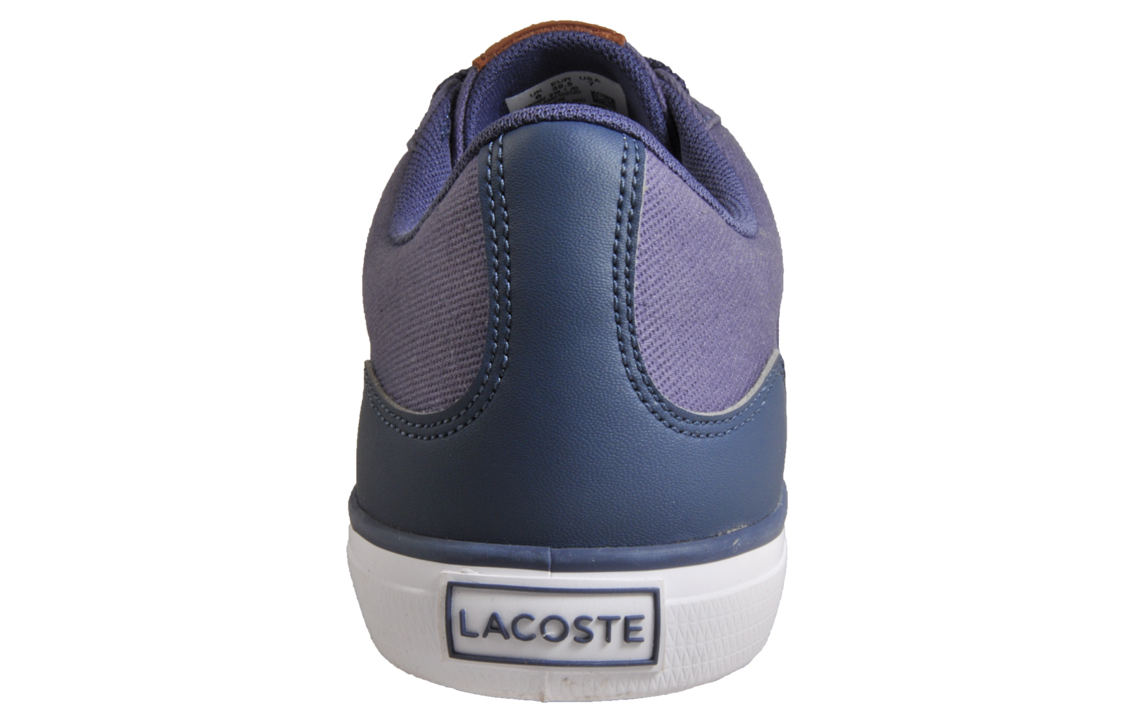 7a3e7e549 Lacoste Lerond 218 Men s Casual Designer Retro Fashion Smart Trainers B  Grade