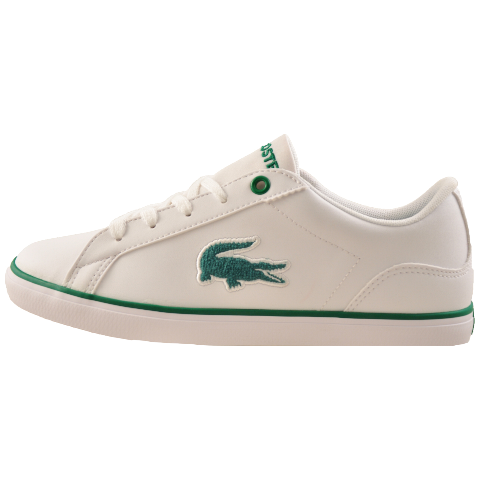 Lacoste Boys Carnaby Evo 219 1 SUC Little Kid Casual Shoes Sneakers BHFO 7546
