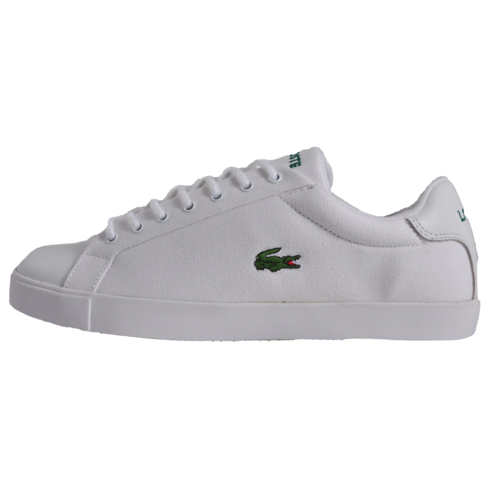 low price thoughts on available Details about Lacoste Grad Vulc Mens Classic Casual Designer Retro Trainers  White