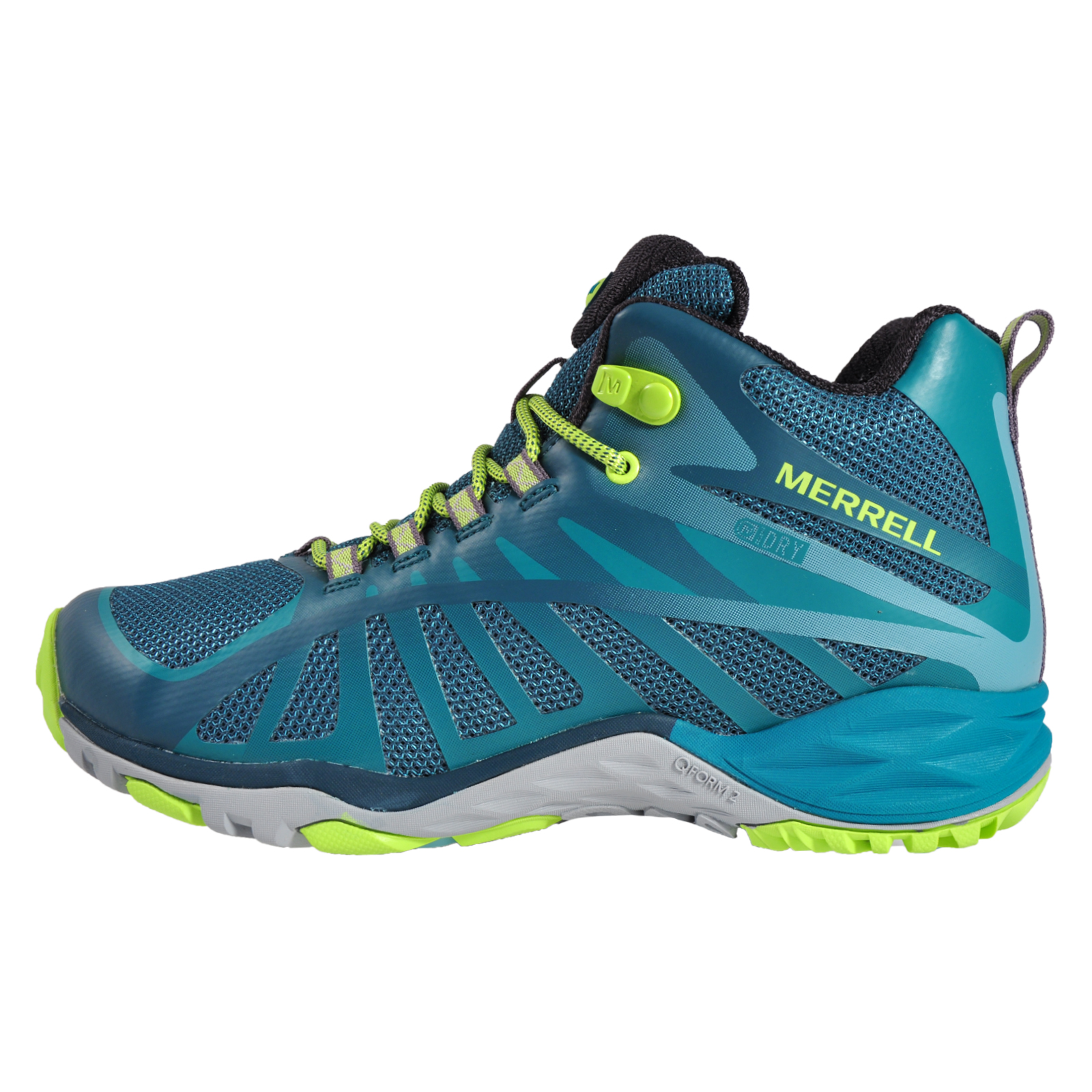 MERRELL SIREN EDGE Q2 WOMENS LADIES SUPPORT WALKING HIKING SHOES TRAINERS UK 4 8
