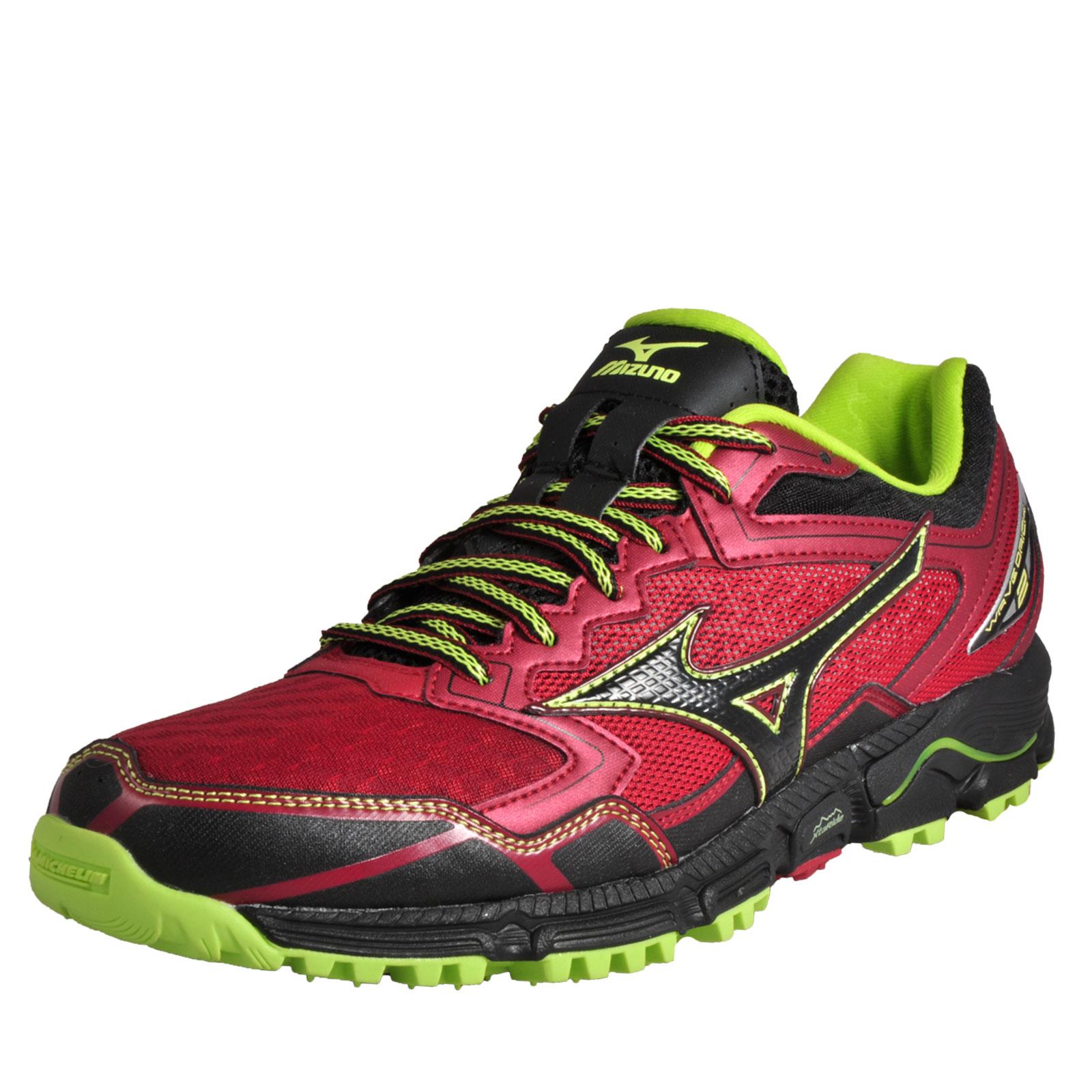 e3564098f0a6 Details about Mizuno Wave Daichi 2 Mens All Terrain Trail Off Road Running  Shoes
