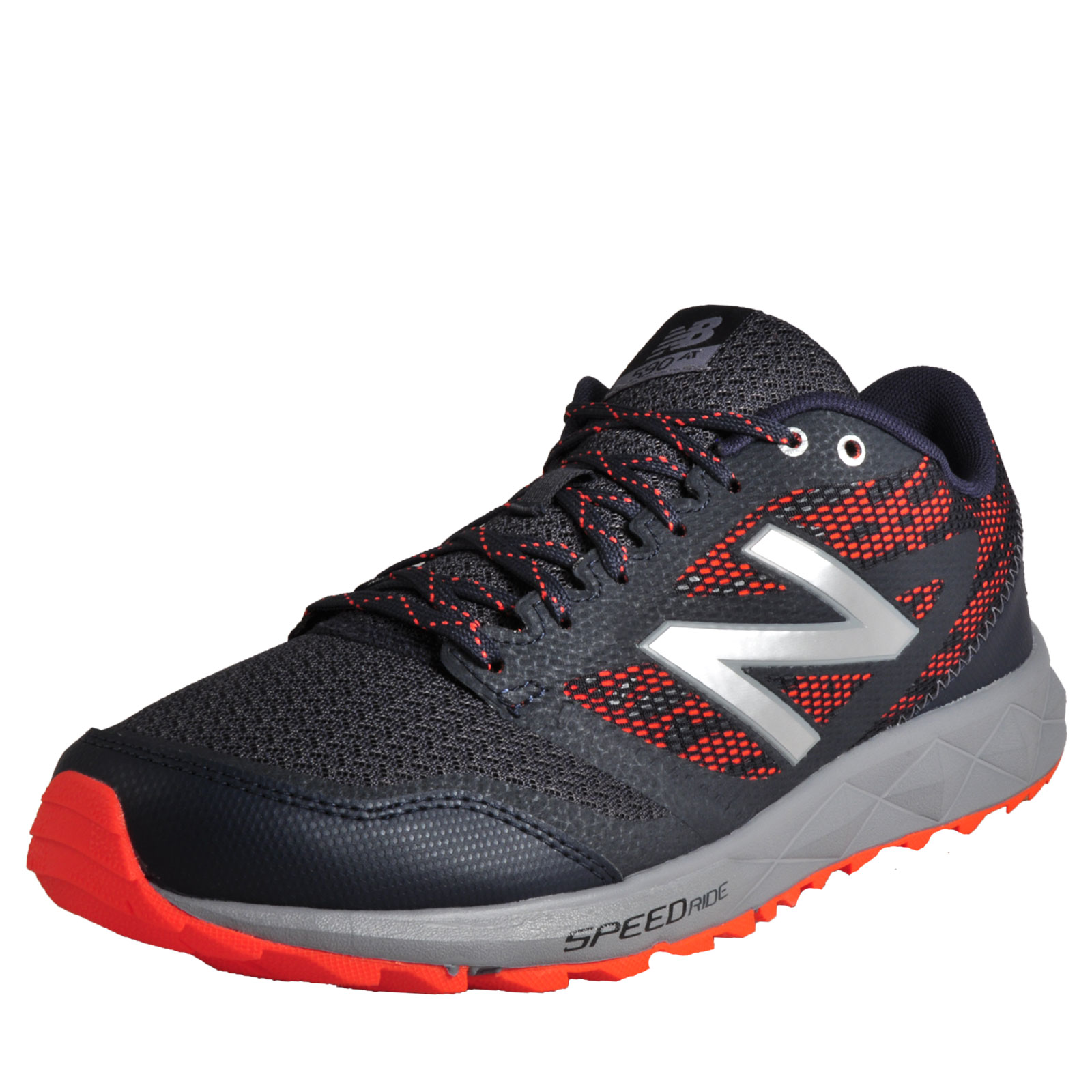 New Balance  Womens All Terrain Trail Running Shoes