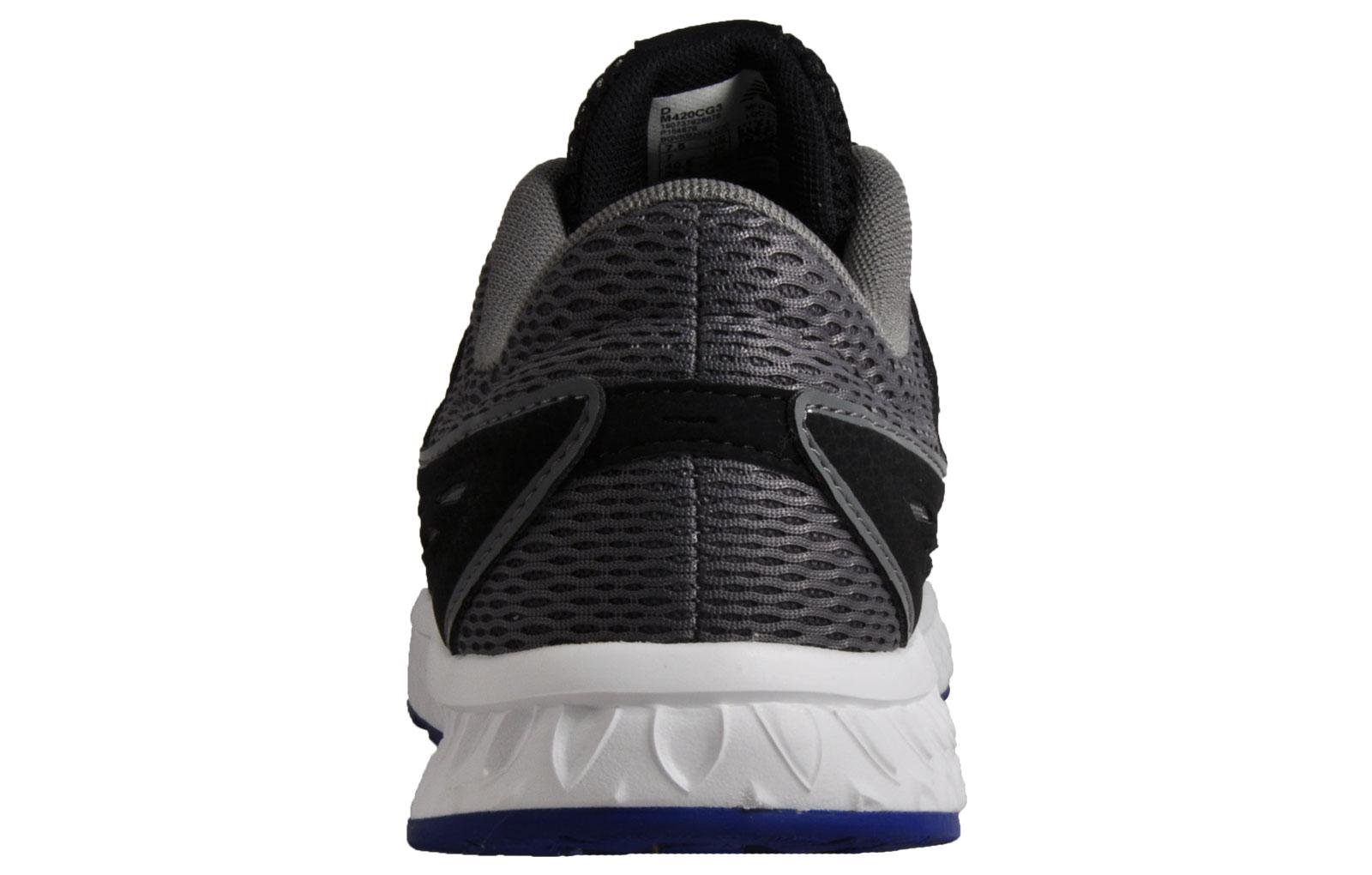 New Balance M420 V3 Men\u0027s Running Shoes Fitness Gym Trainers Black