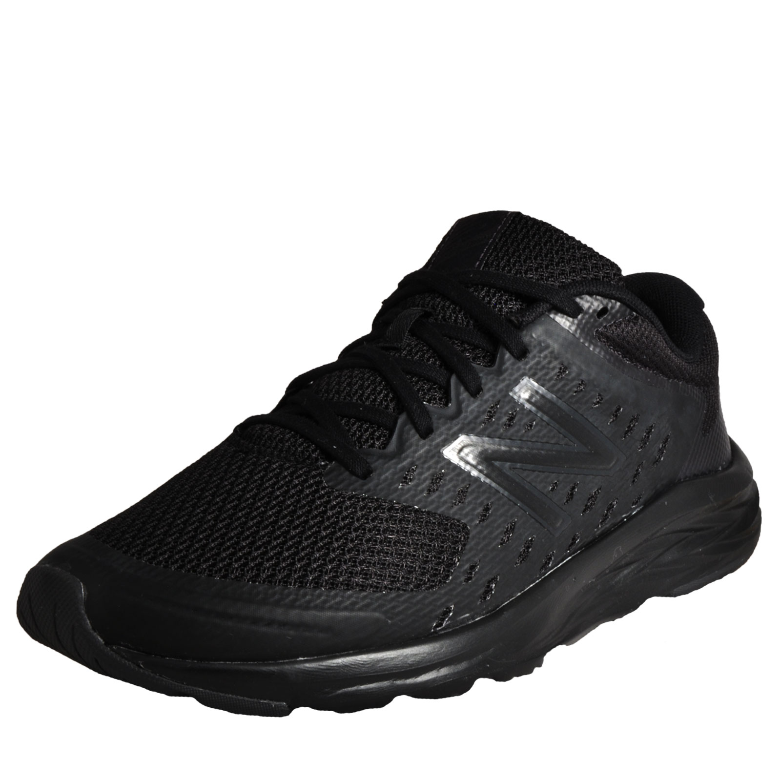 New Balance M490 LK5 Mens Running Shoes Fitness Gym Workout Trainers Black