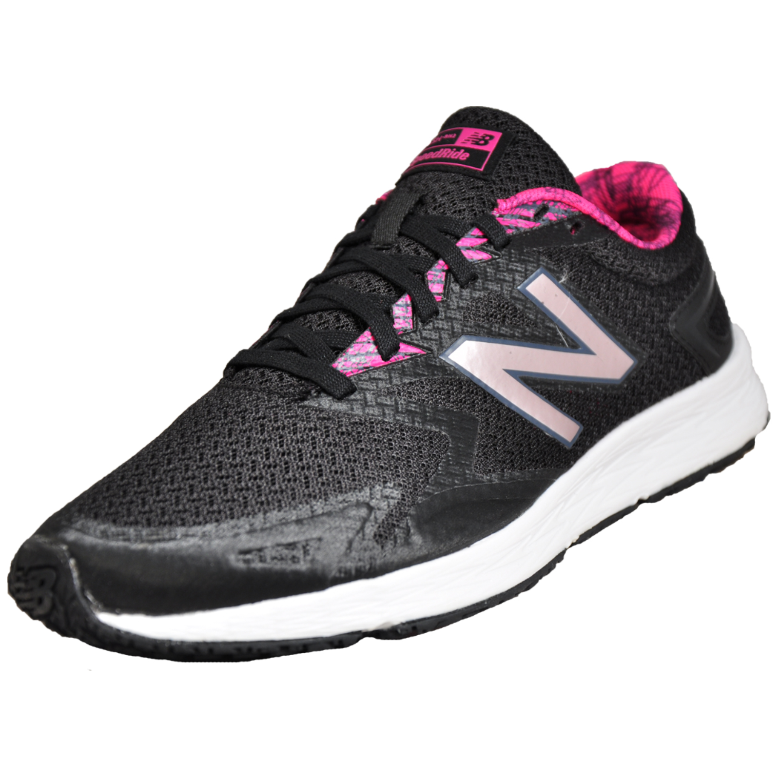 Details about New Balance Flash-Rn 2 Women s Running Shoes Gym Fitness  Trainers Black 8536e9086d9