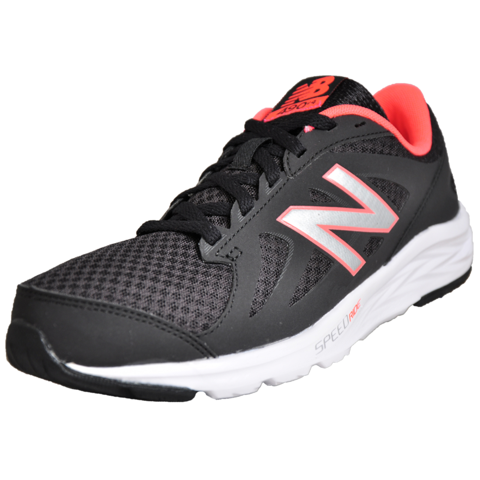 988c766761249 Details about New Balance 490 v4 Women's Running Shoes Fitness Gym Trainers  Black