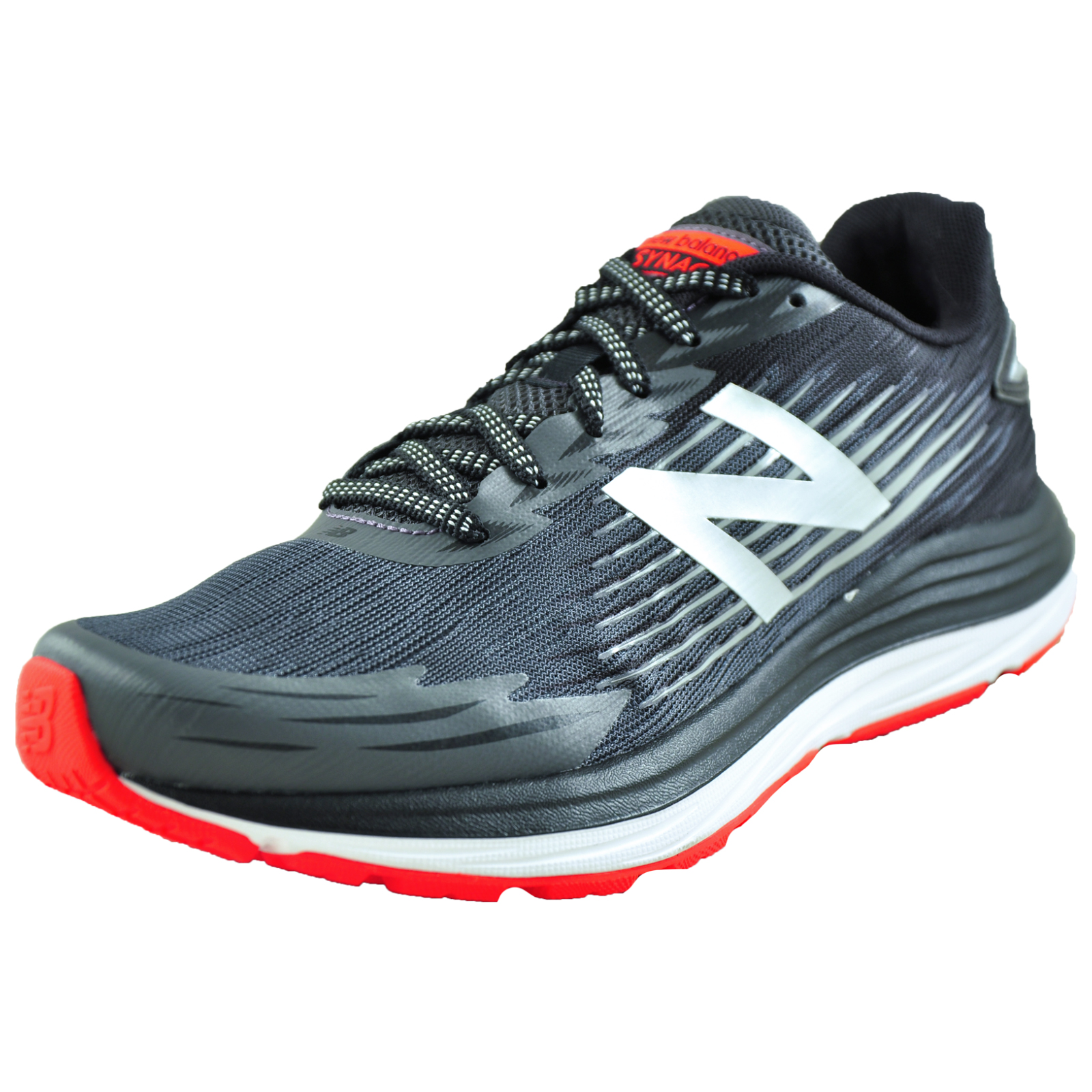 official photos 42a03 7ef39 Details about New Balance Synact 660 V5 Premium Mens Running Shoes Gym  Fitness Trainers Black