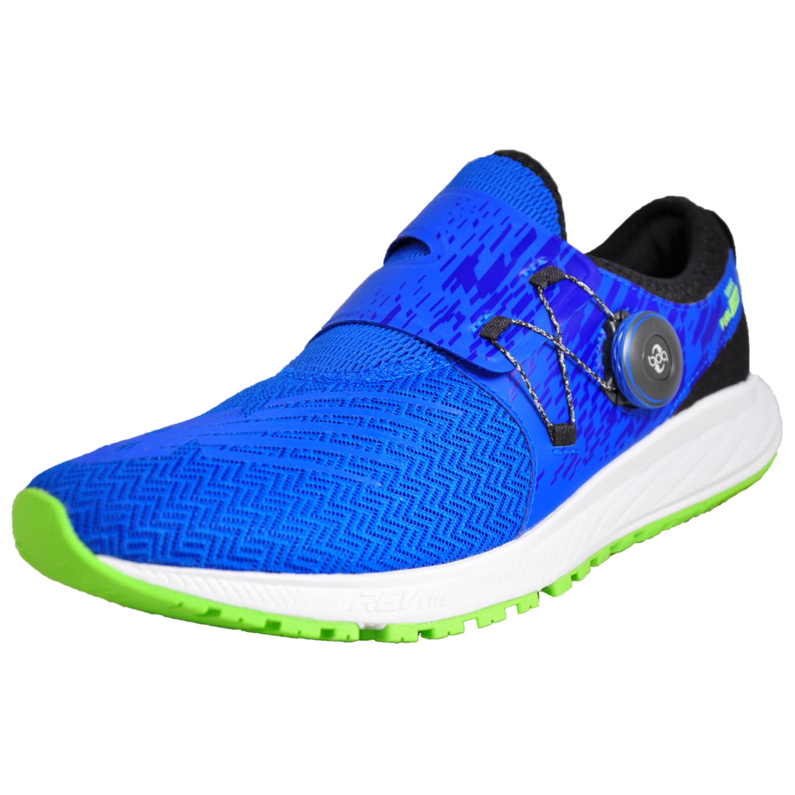 buy cheap 09123 6e1d0 Details about New Balance FuelCore Sonic v1 Men's Premium Running Shoes  Fitness Trainers Blue