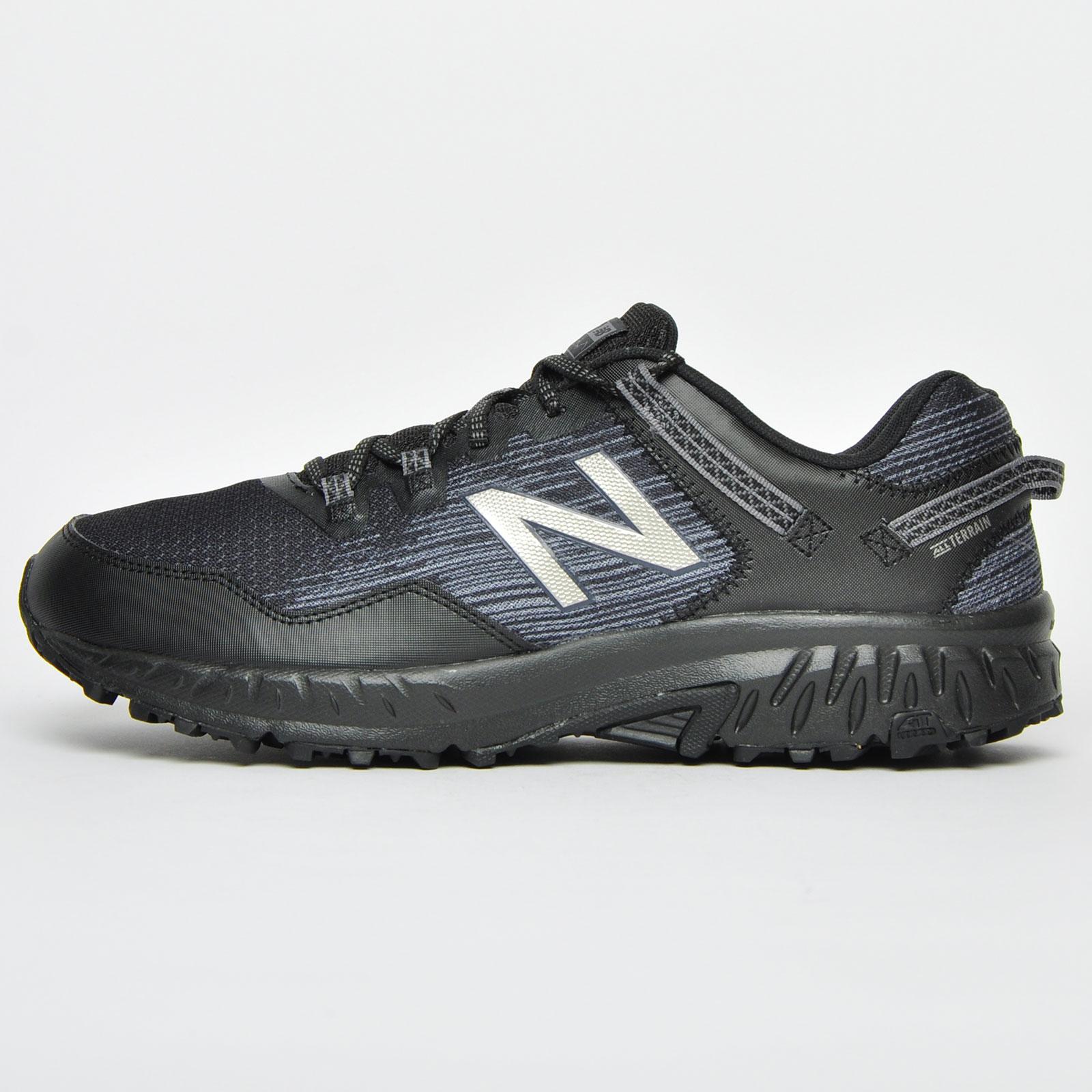 Terrain Trail Running Shoes Black