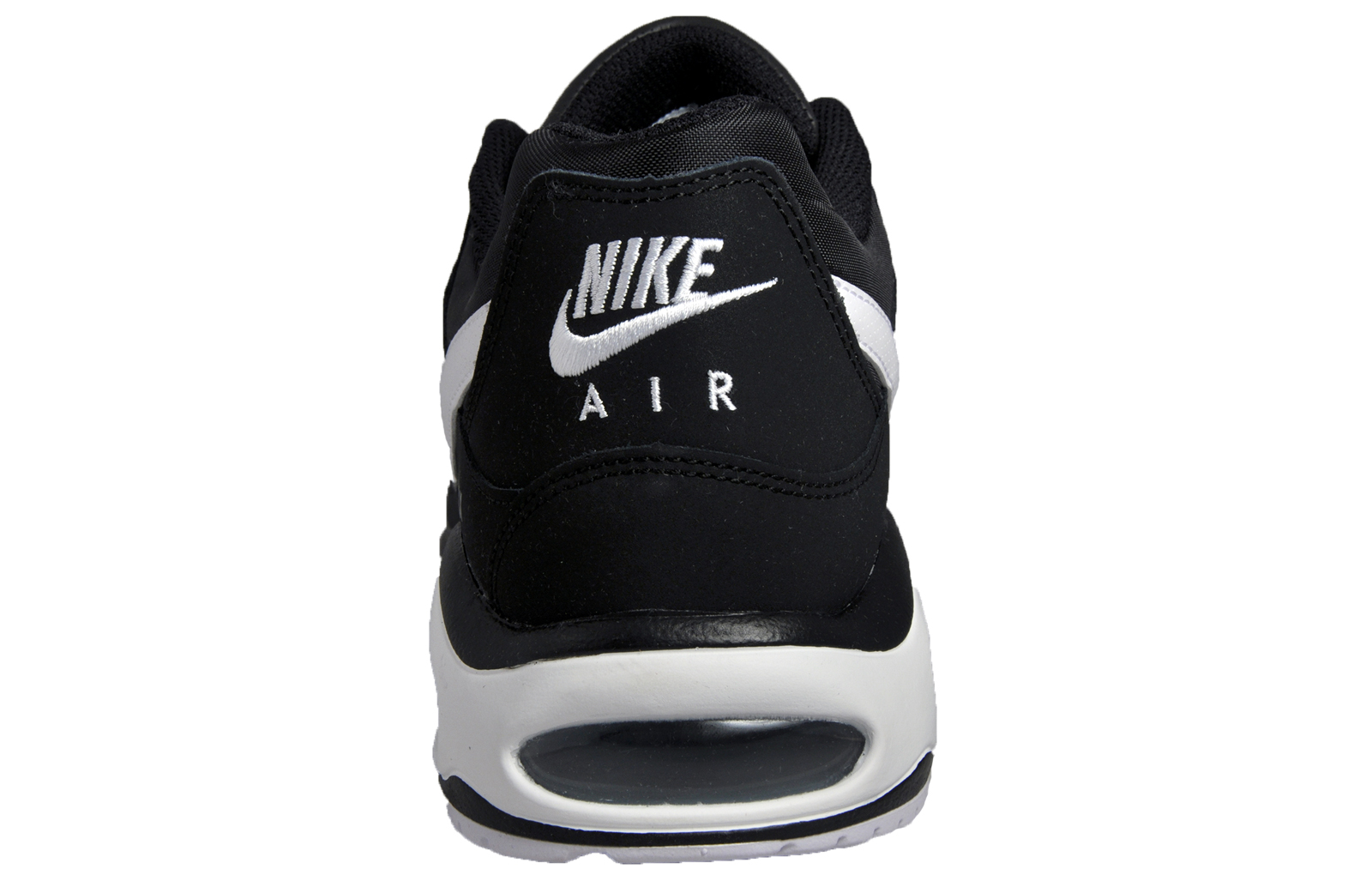 new product 3824e b51bd Nike Air Max Command Mens Premium Classic Casual Running Trainers Black