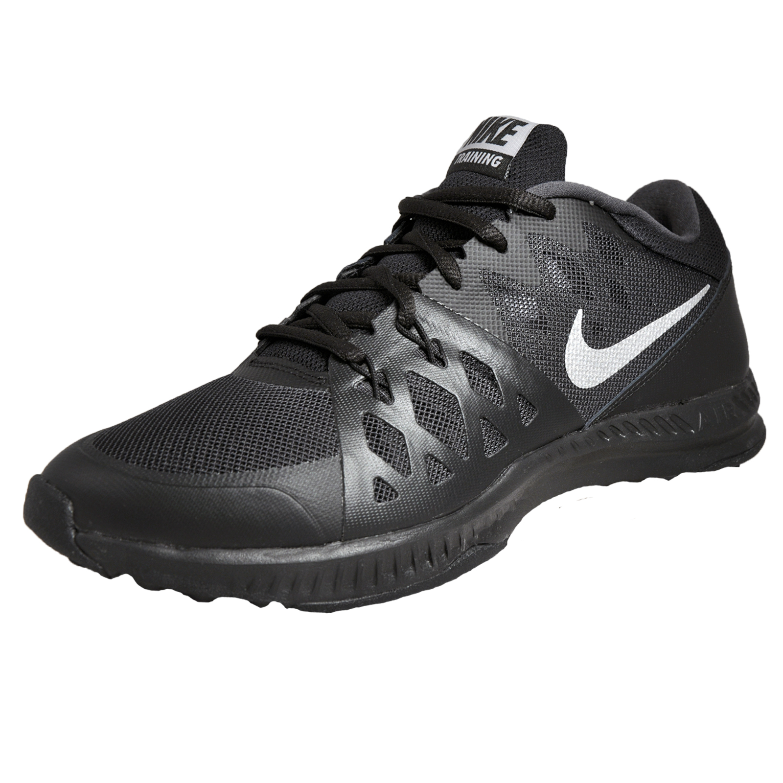 5184dca611 Details about Nike Air Epic Speed TR II Mens Running Shoes Fitness Gym  Trainers Black