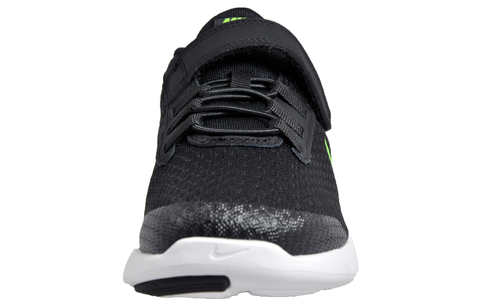 132c1682355c Nike Lunar Converge Junior Kids Classic Casual Everyday Trainers Black