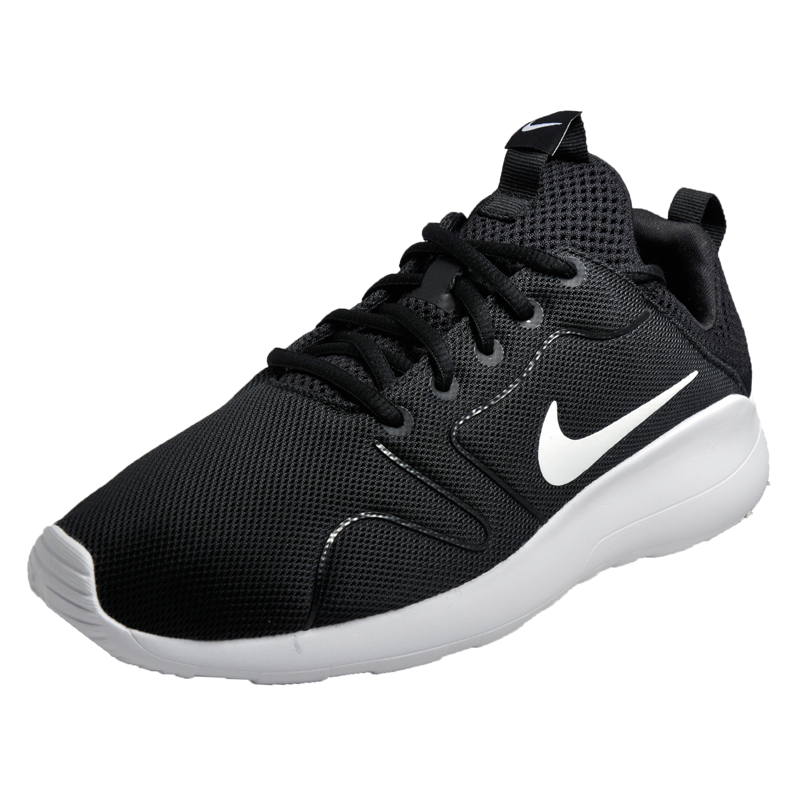 Nike Kaishi 2.0 Mens Running Shoes Fitness Gym Workout Trainers Black | EBay
