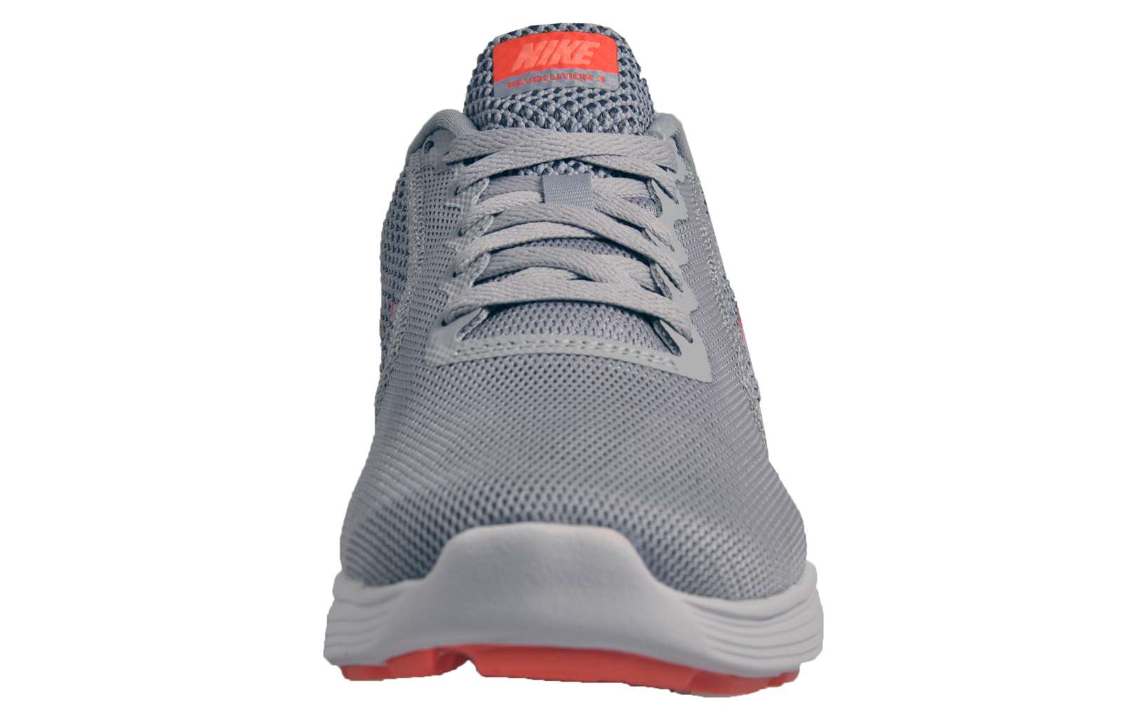 1a375861bff4b Nike Revolution 3 Womens Running Shoes Fitness Gym Trainers Grey