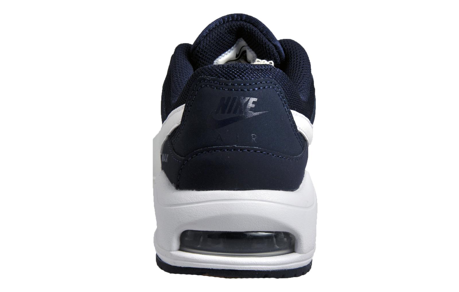 19d049fe74 Nike Air Max Command Flex Junior Kids Classic Casual Retro Trainers Navy