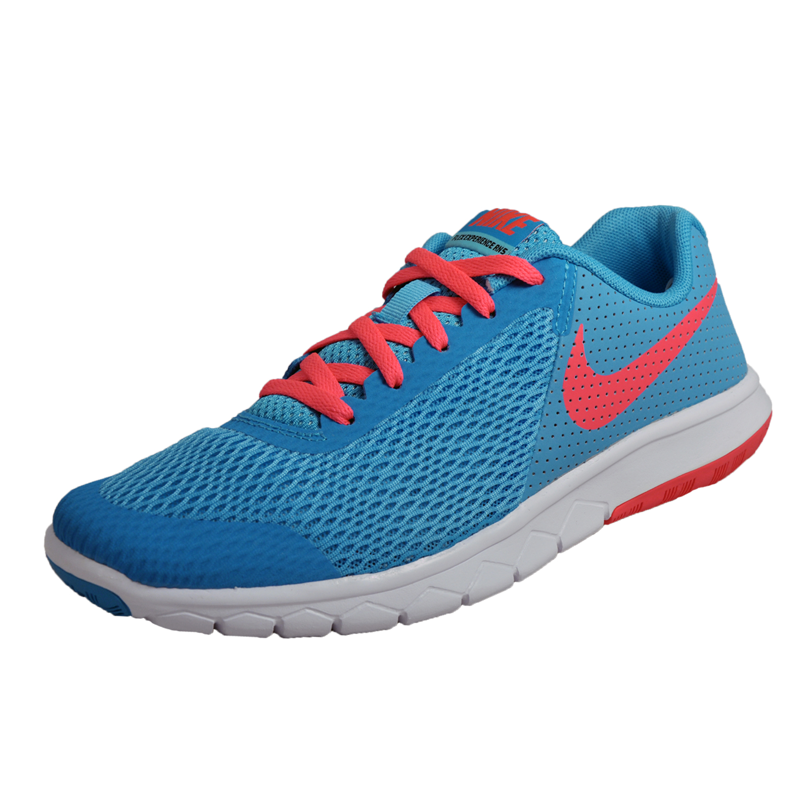 192385722510 Details about Nike Flex Experience 5 Womens Girls Running Shoes Fitness Gym  Trainers Blue