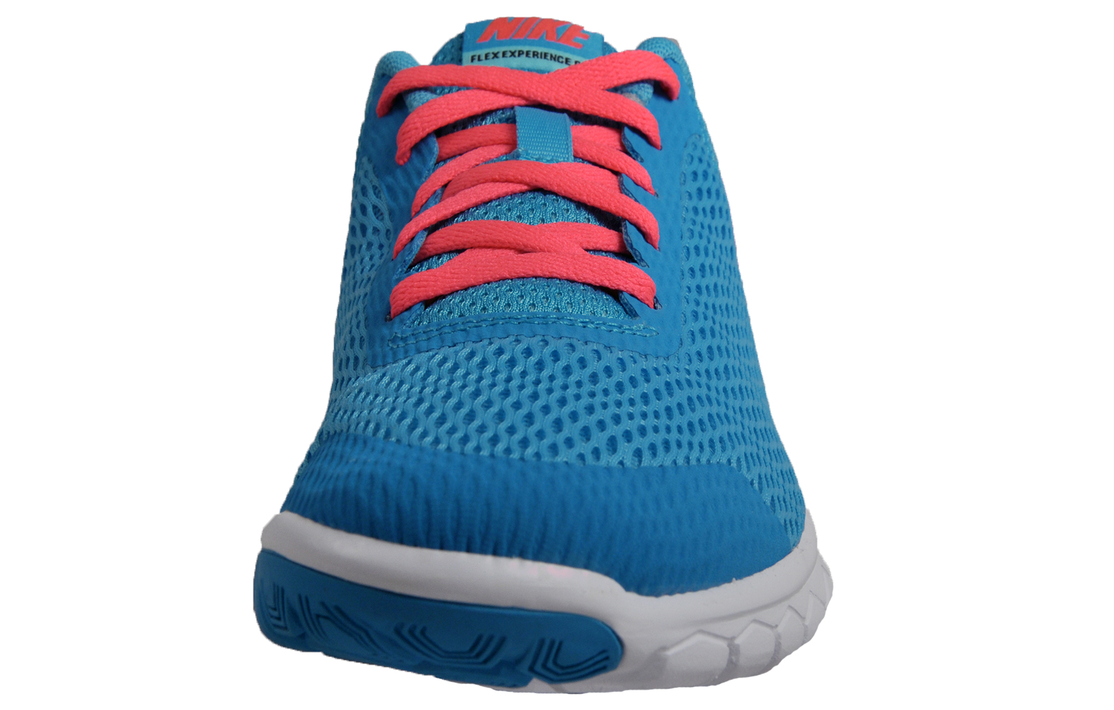 215417aebfcb8 Nike Flex Experience 5 Womens Girls Running Shoes Fitness Gym ...