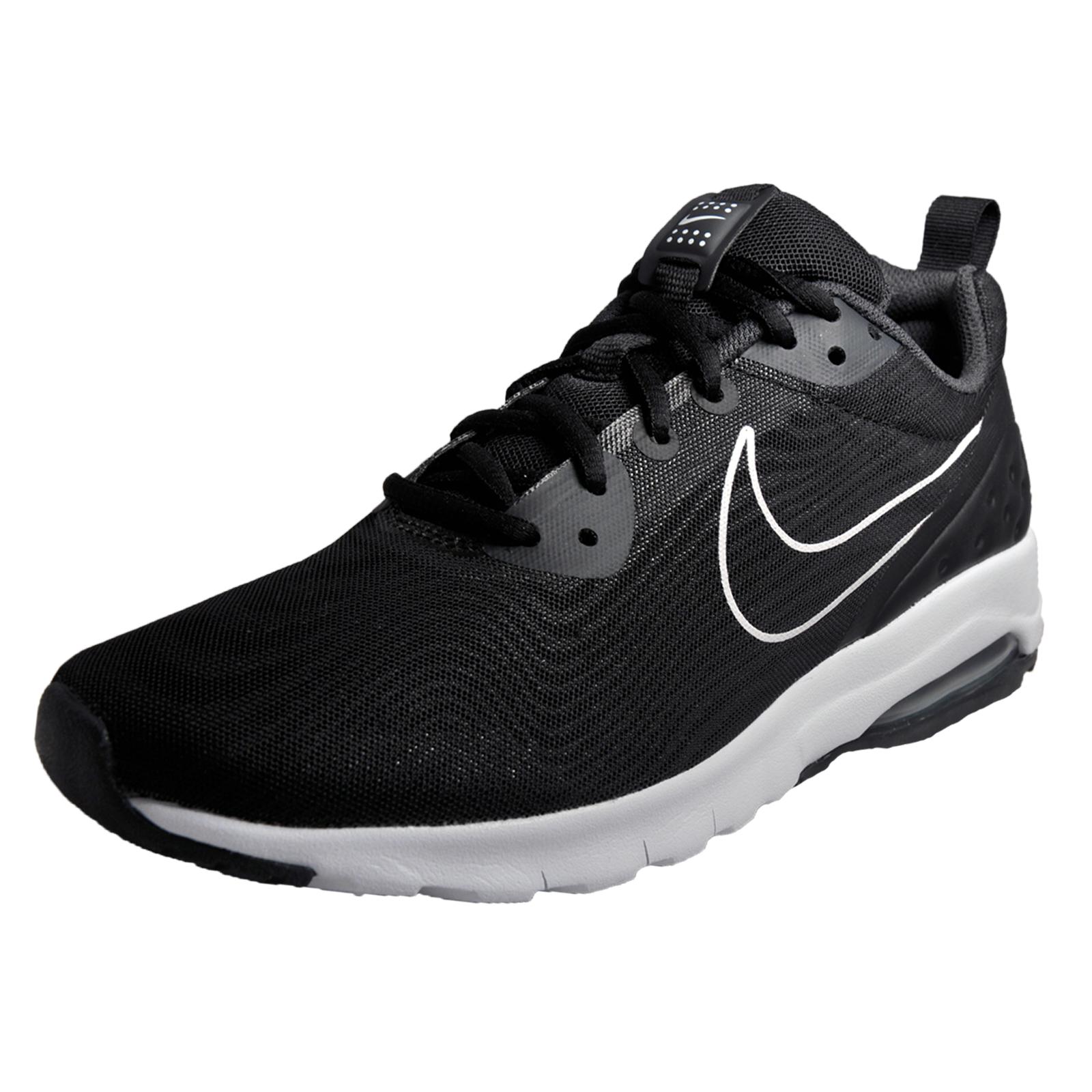 Dettagli su Nike Air Max Motion LW Premium Uomo Classico Stile di Vita  Casual Scarpe da ginnastica Black- mostra il titolo originale ea160e94b54