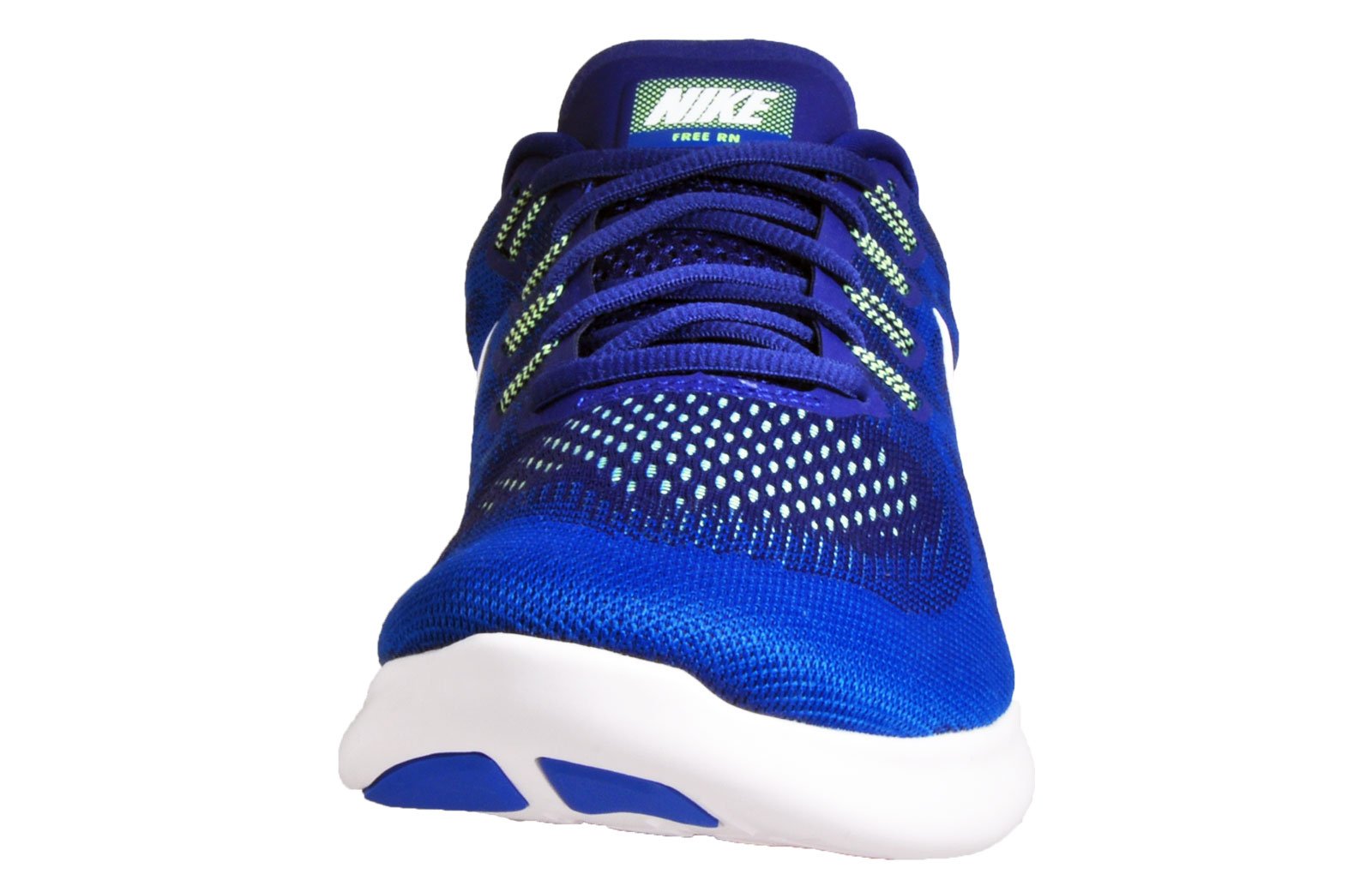 the best attitude faf05 9a9bd Nike Free RN Men s Premium Running Shoes Fitness Gym Trainers Blue