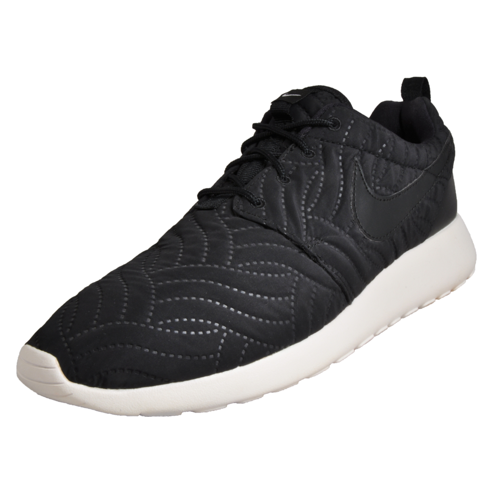 sale retailer c1753 da7eb Details about Nike Roshe One Premium Womens Shoes Casual Gym Fashion  Trainers Black