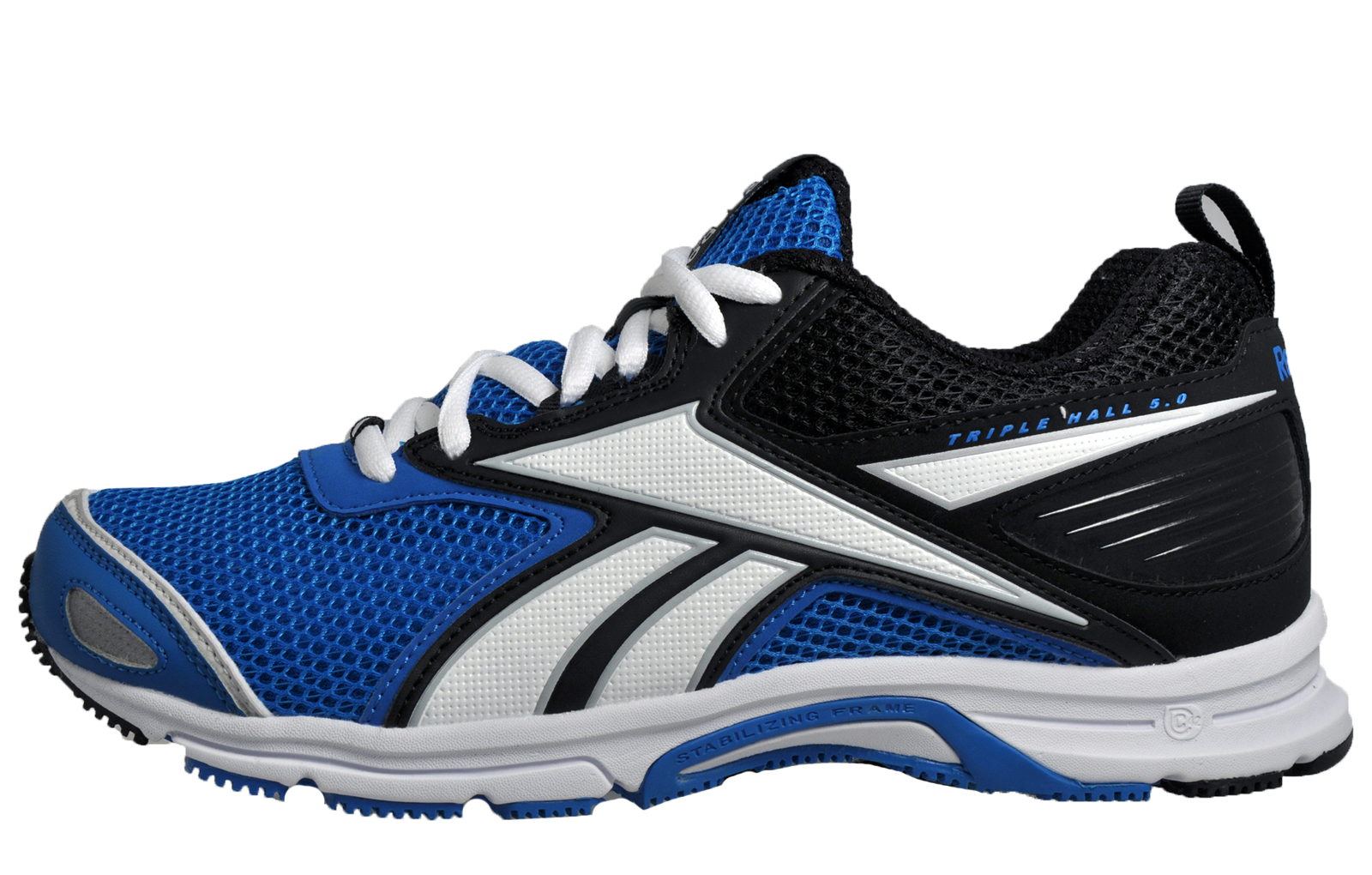 reebok triplehall 5 0 mens running shoes fitness gym