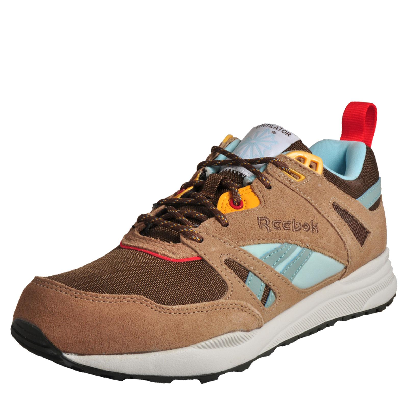 40580c6a8bfc48 Details zu Reebok Hexalite Ventilator SO Womens Casual Classic Retro  Running Shoes Trainers