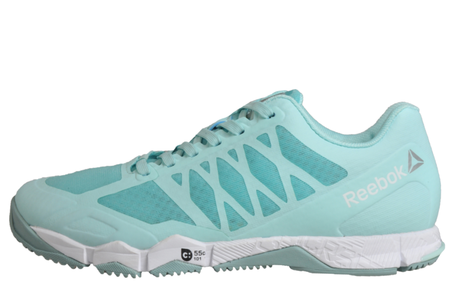 fa1e68ac1c99 Reebok Crossfit Speed TR Women s Fitness Workout Gym Trainers Mint ...