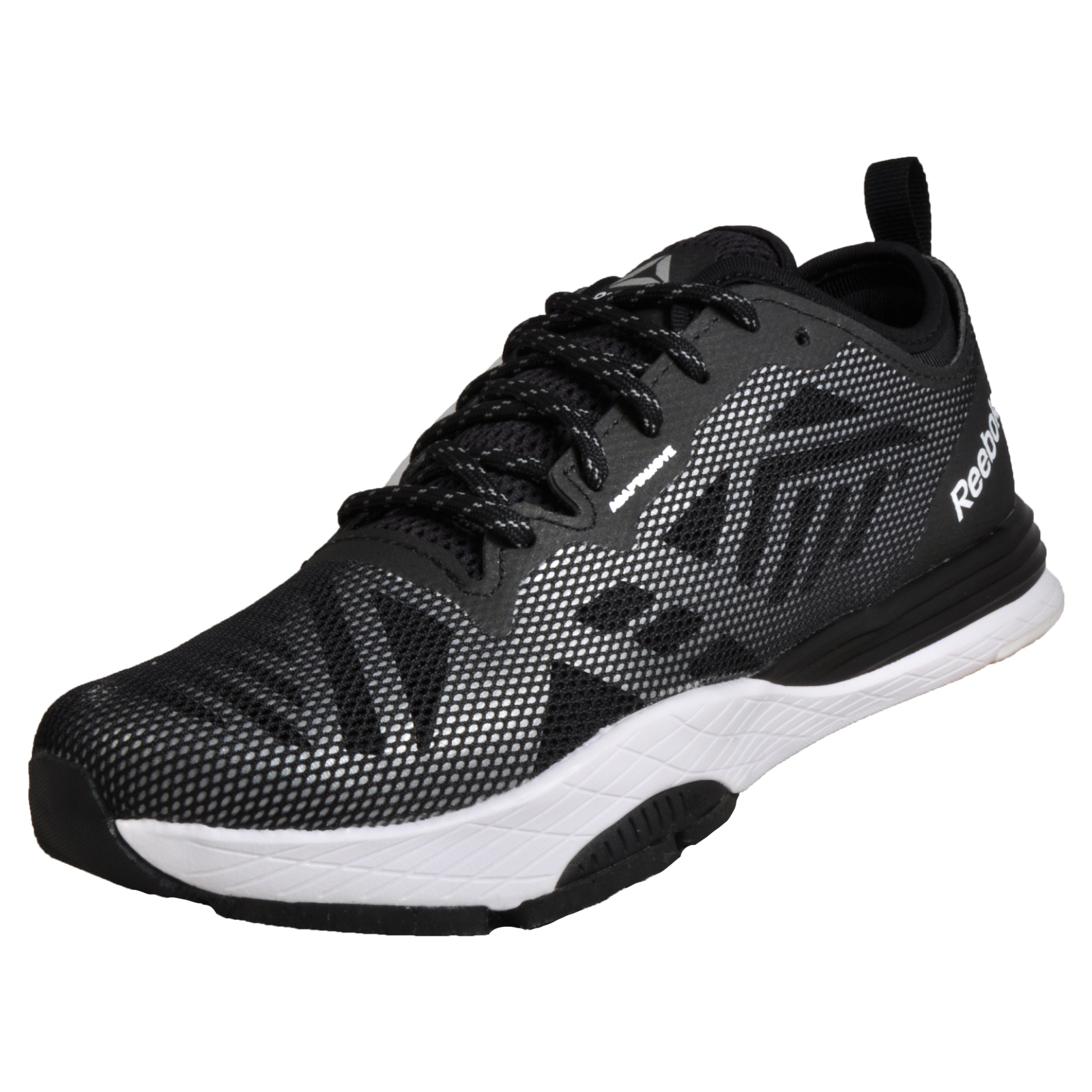 283b8e89230a66 Details about Reebok Cardio Ultra 2.0 Womens Fitness Training Gym Workout  Trainers Shoes Black