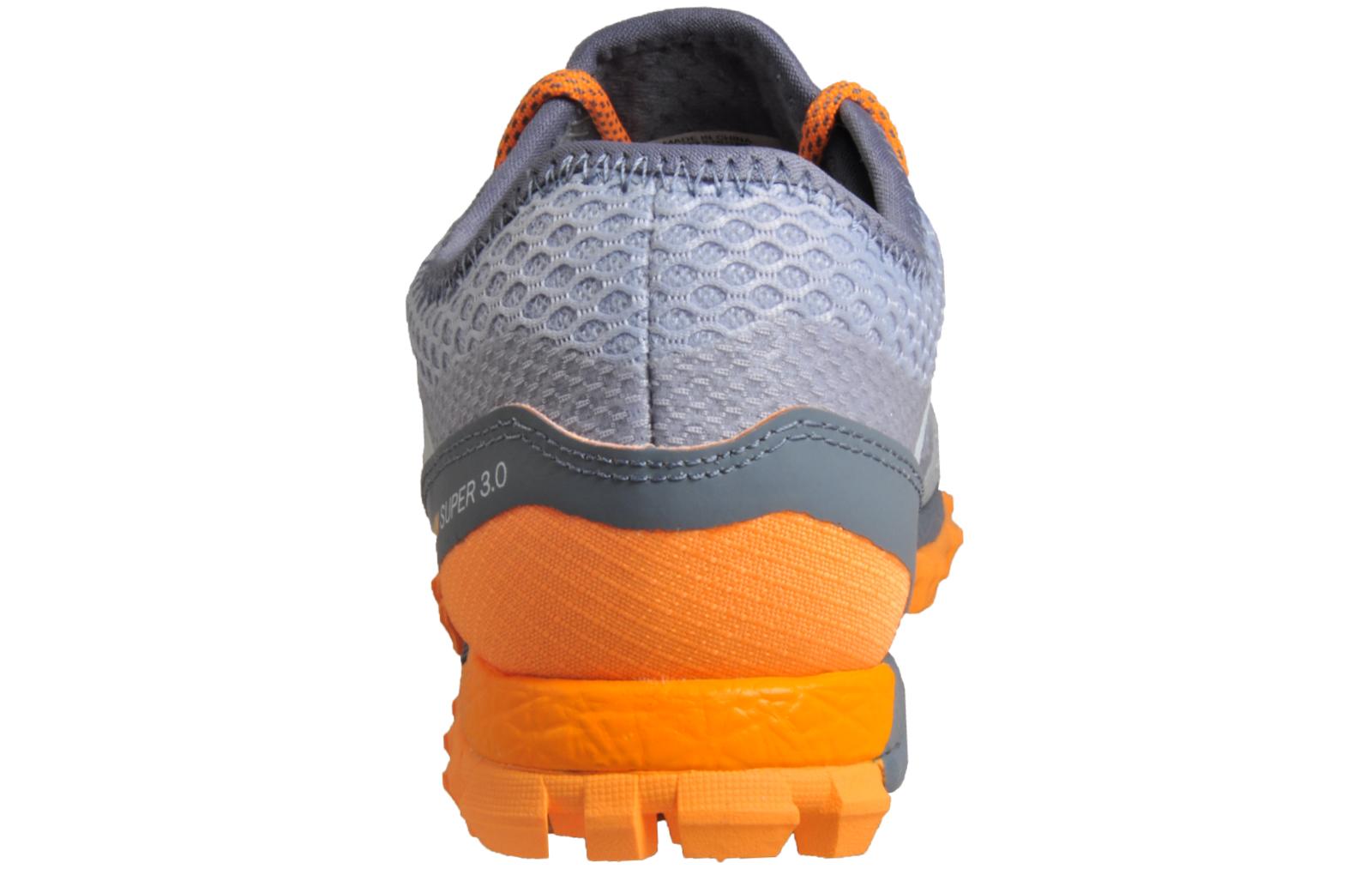 Reebok Womens All Terrain Super 3.0 Trail Running Shoes Trainers Grey 19e938a56
