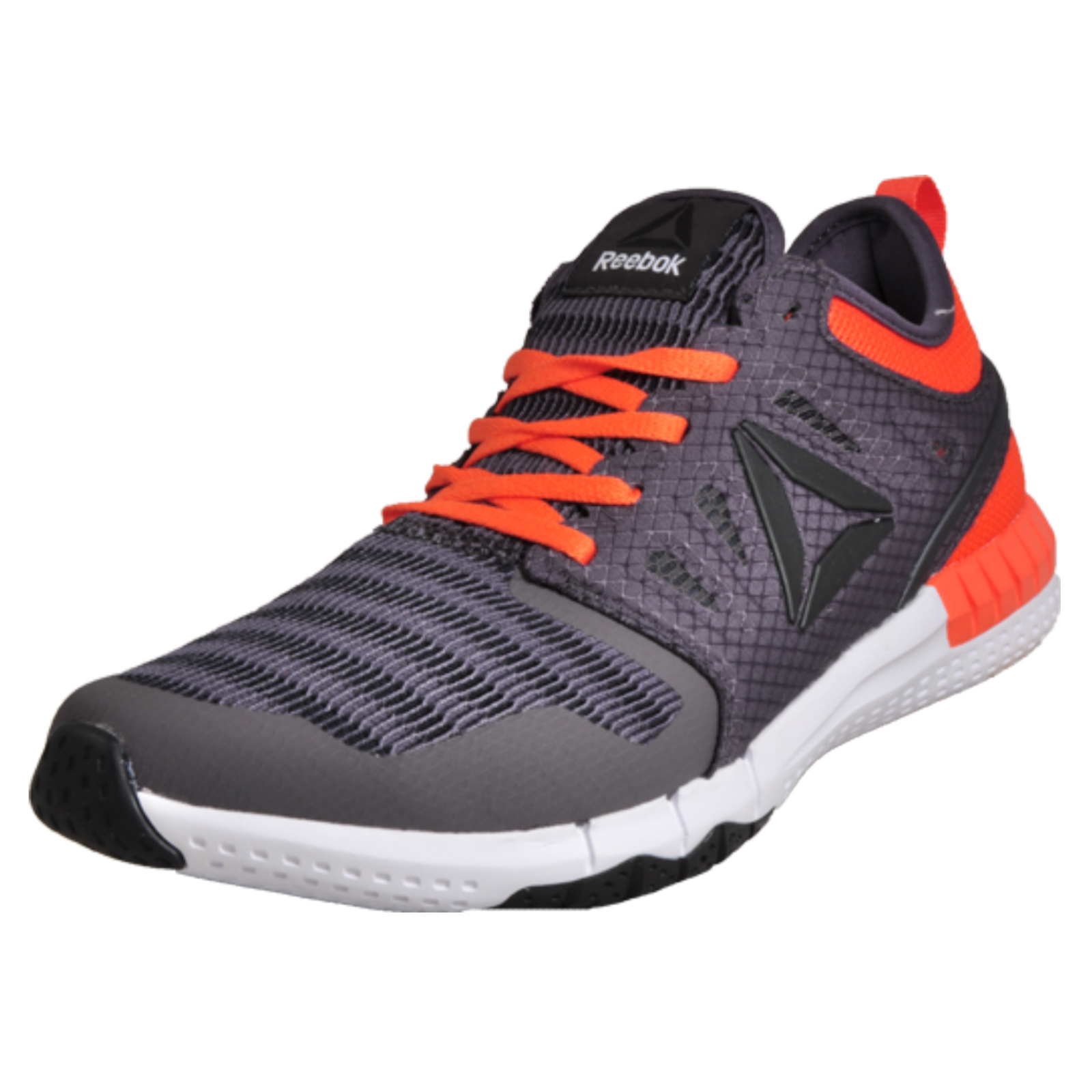 ea2683ab6ac1 Details about Reebok Z Print 3D Womens Running Shoes Fitness Gym Trainers  Grey