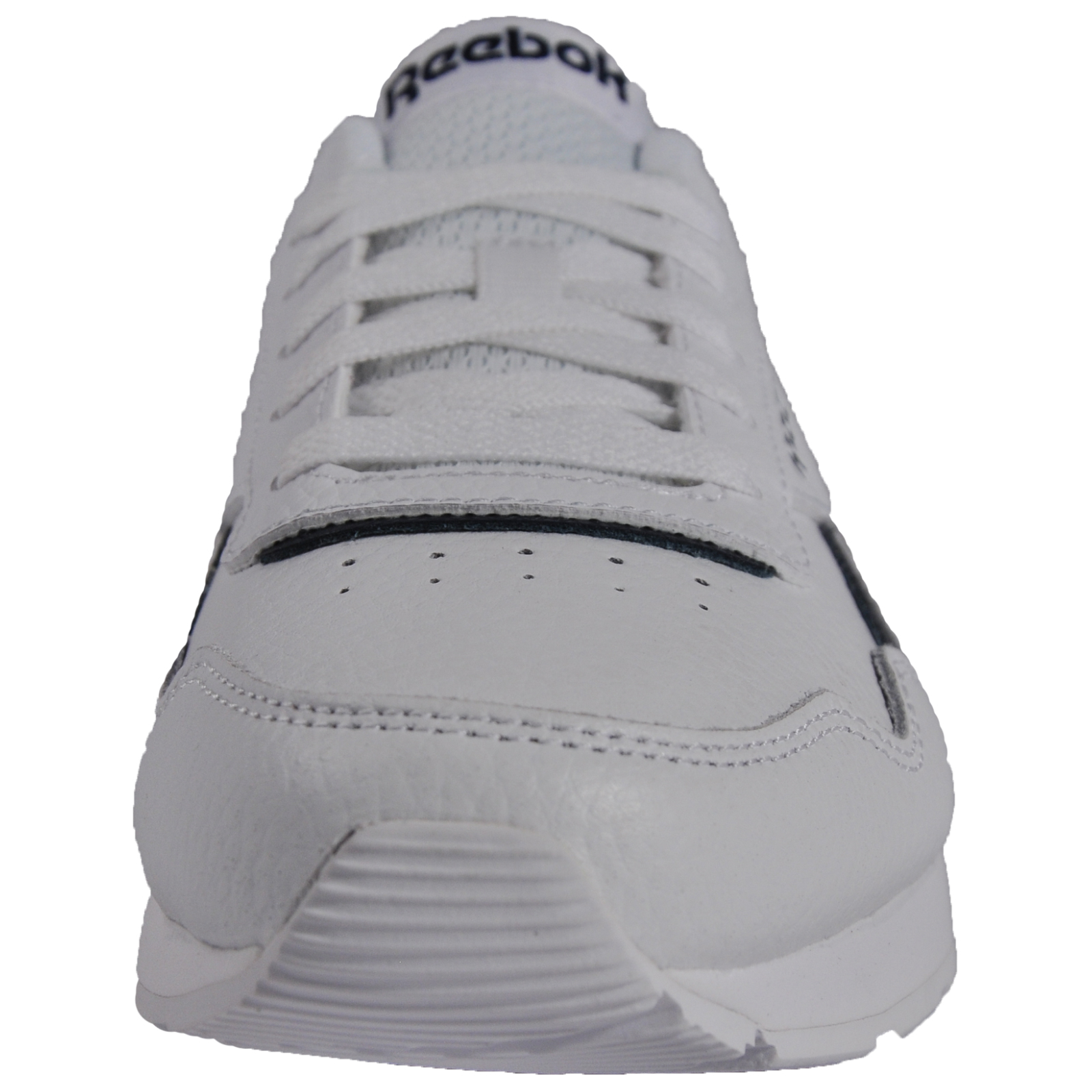 Reebok Royal Glide Mens Classic Leather Casual Fashion Sneakers Trainers Navy