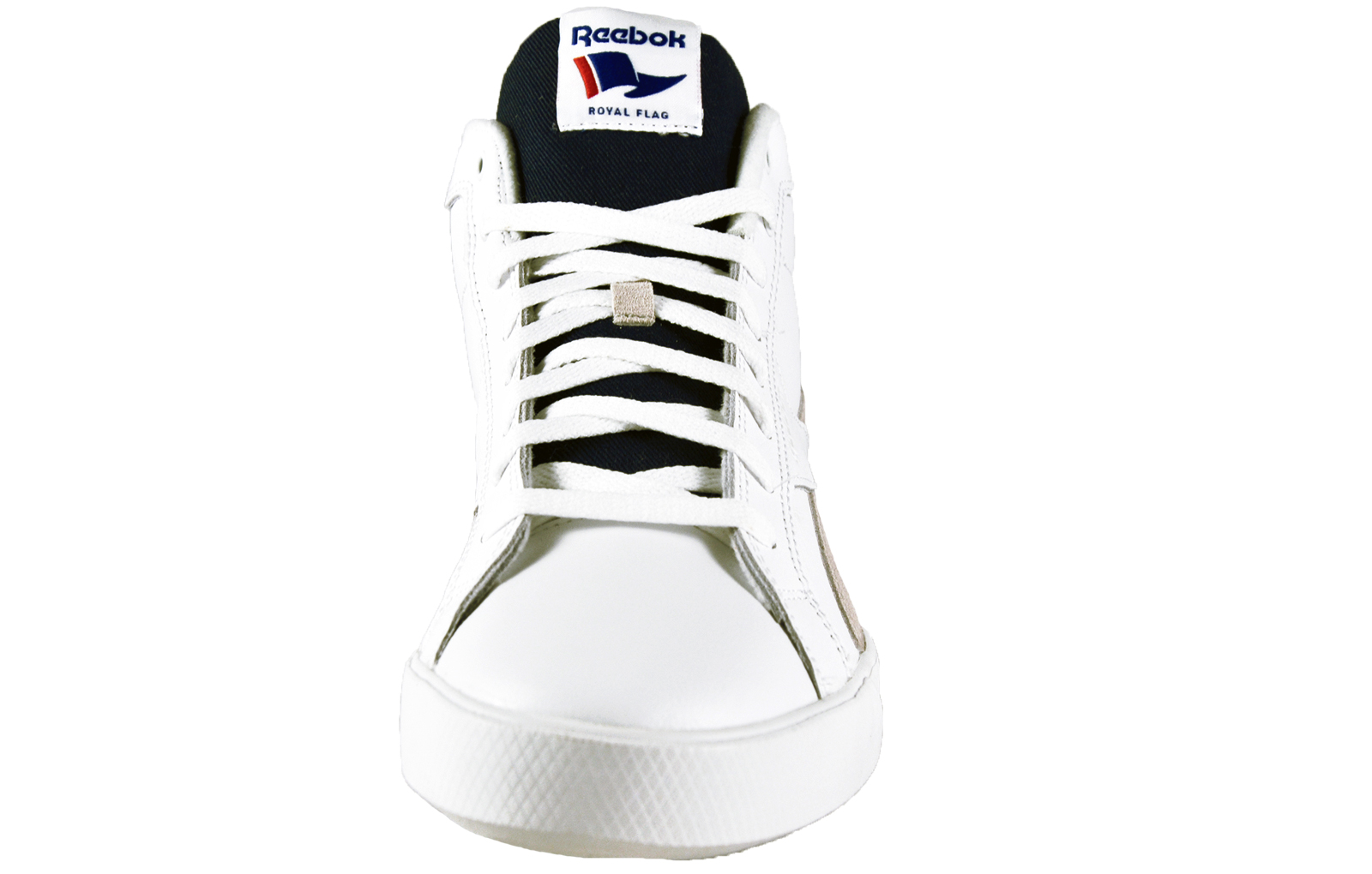 8fc90fbad Reebok Royal Complete Classic Men's Causal Fashion Retro Mid Trainers White  B Grade UK 8 Only