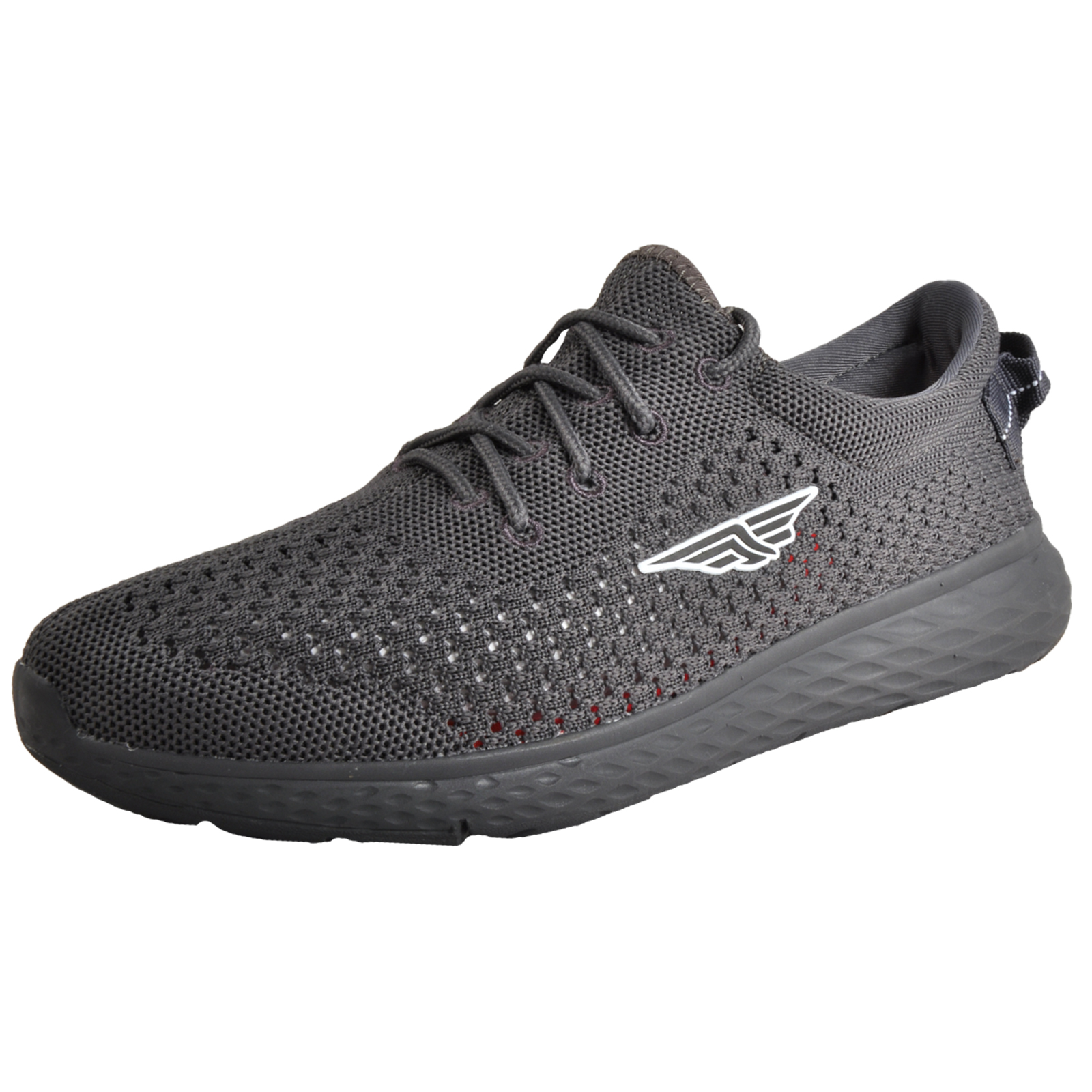Details about Red Tape Speed Lite Men s Memory Foam Running Shoes Fitness  Trainers Grey 1229c06ae